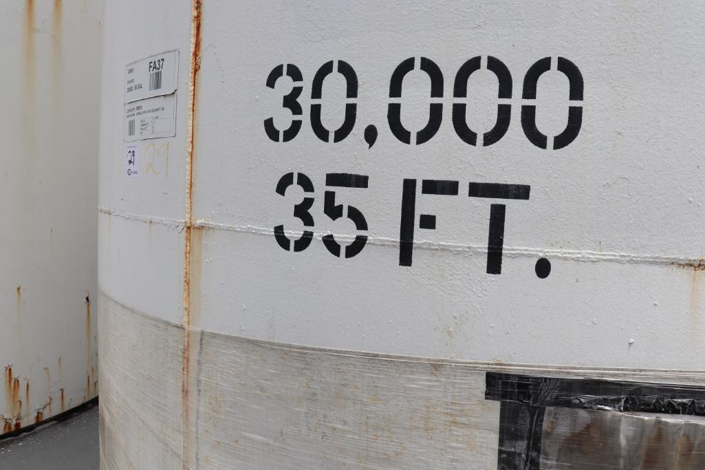 Tank farm section 6k - 30k gallon vertical/horizontal tanks - Image 12 of 27