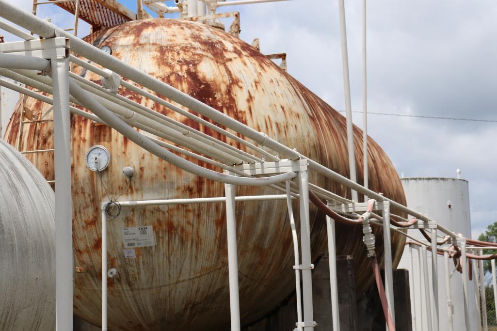 Tank farm section 6k - 30k gallon vertical/horizontal tanks - Image 24 of 27