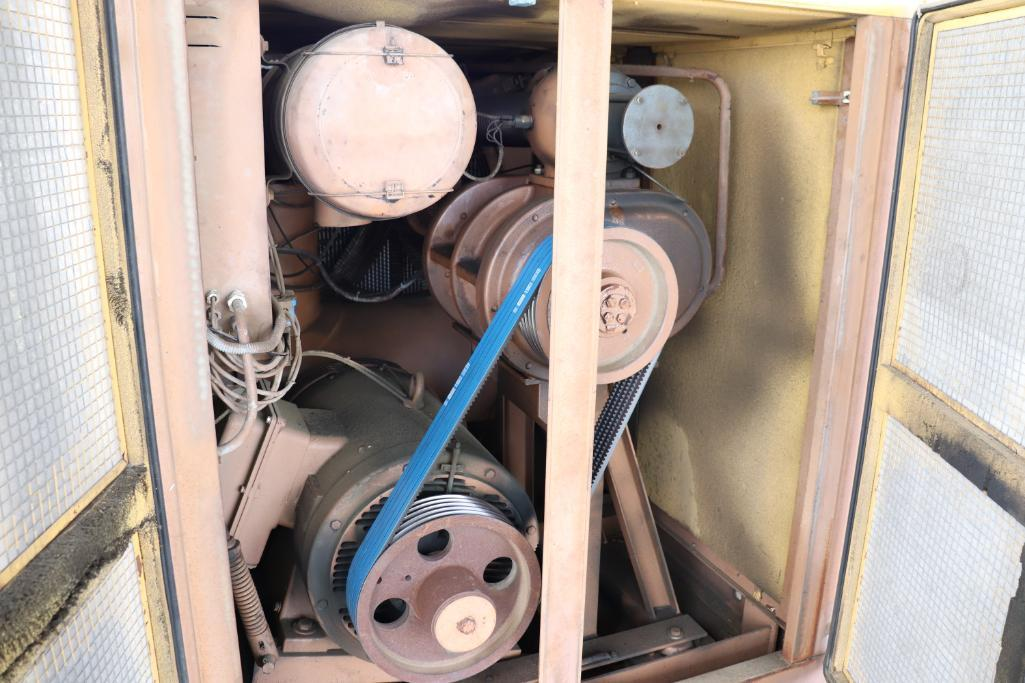 Quincy QSI1500 & Kaeser rotary screw compressors w/ dryer and tank - Image 20 of 28
