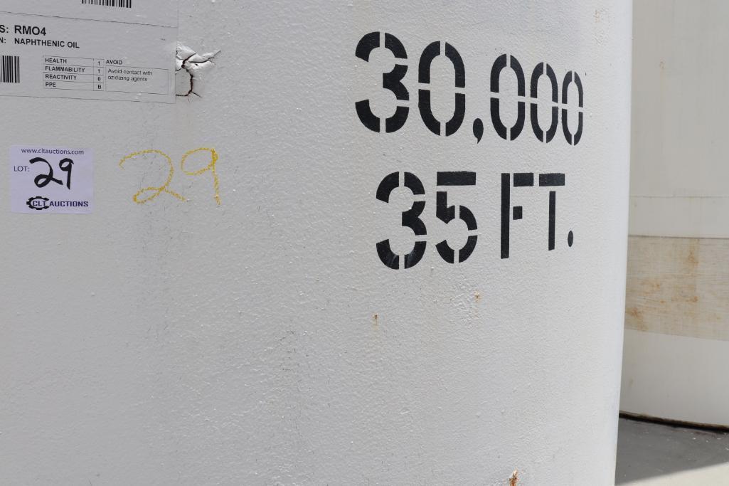 Tank farm section 6k - 30k gallon vertical/horizontal tanks - Image 13 of 27