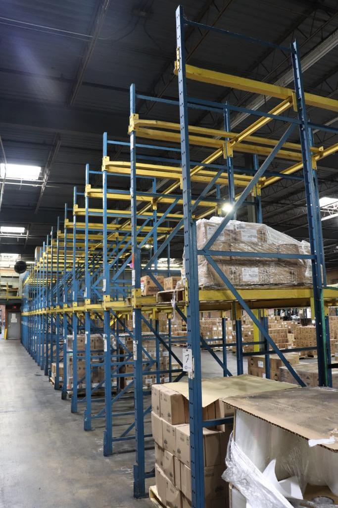 Structural drive-in pallet rack - Image 3 of 3