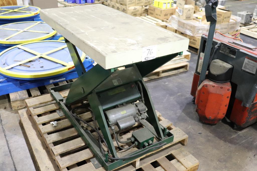 Southworth products LS2-36 2000lbs Back Saver Lift