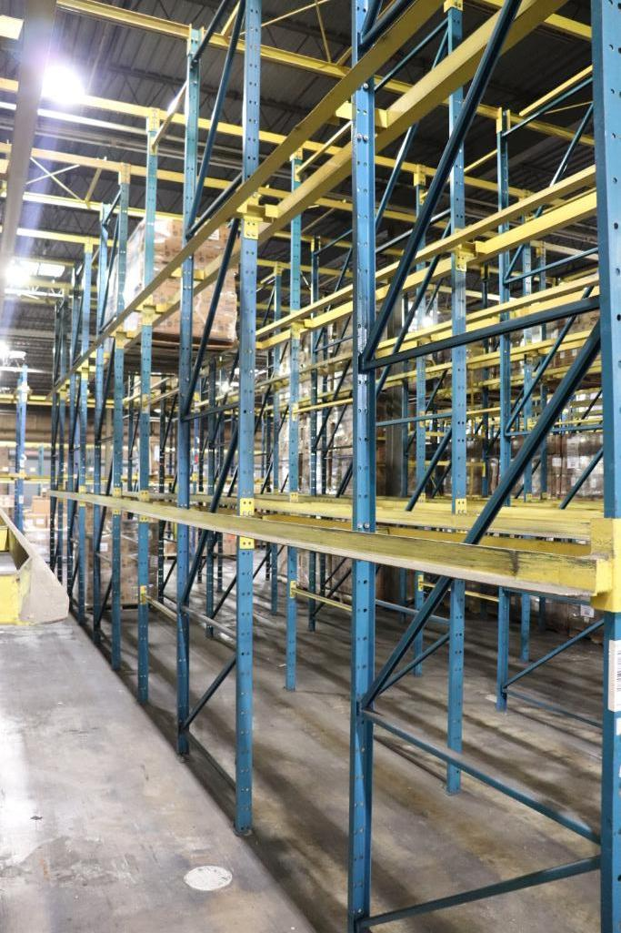 Structural drive-in pallet rack (large quantity) - Image 5 of 7