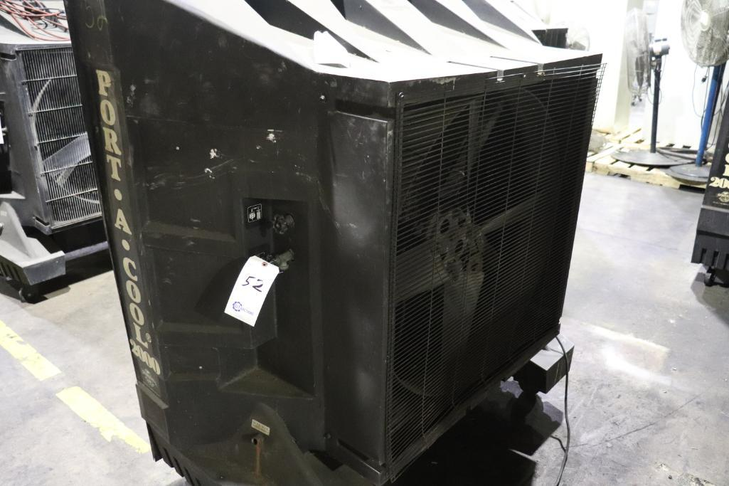 Port A Cool 2000 evaporative air cooler - Image 2 of 4