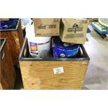 Bin cart w/ assorted products