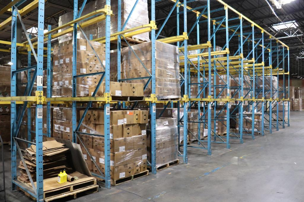 Structural drive-in pallet rack - Image 3 of 5