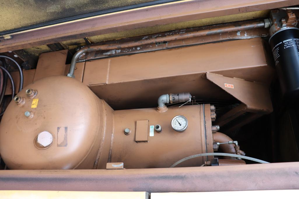 Quincy QSI1500 & Kaeser rotary screw compressors w/ dryer and tank - Image 24 of 28