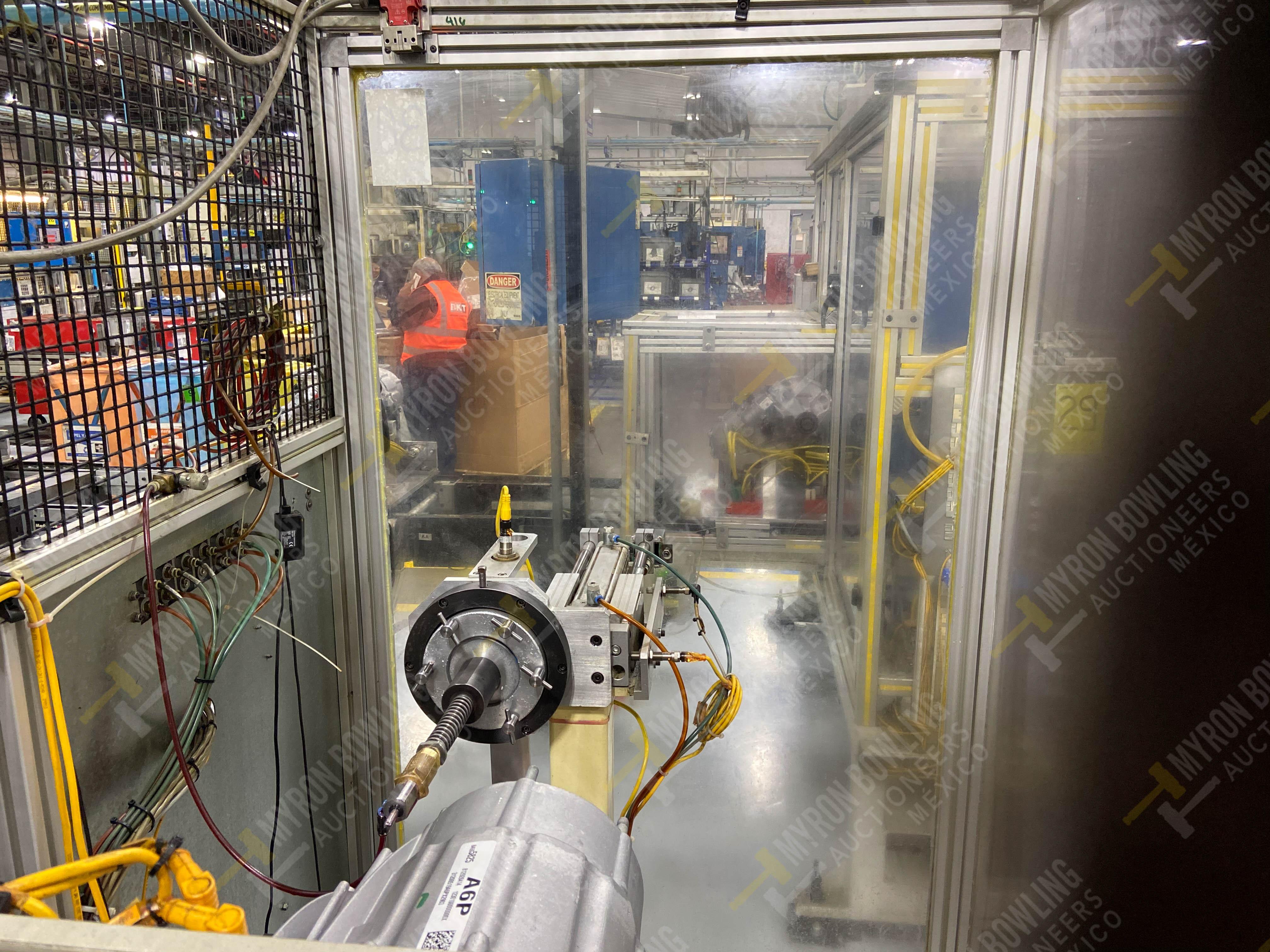 Estación semiautomática para operación 415, contiene: Máquina pesadora de piezas con 1 cilindro - Image 11 of 16