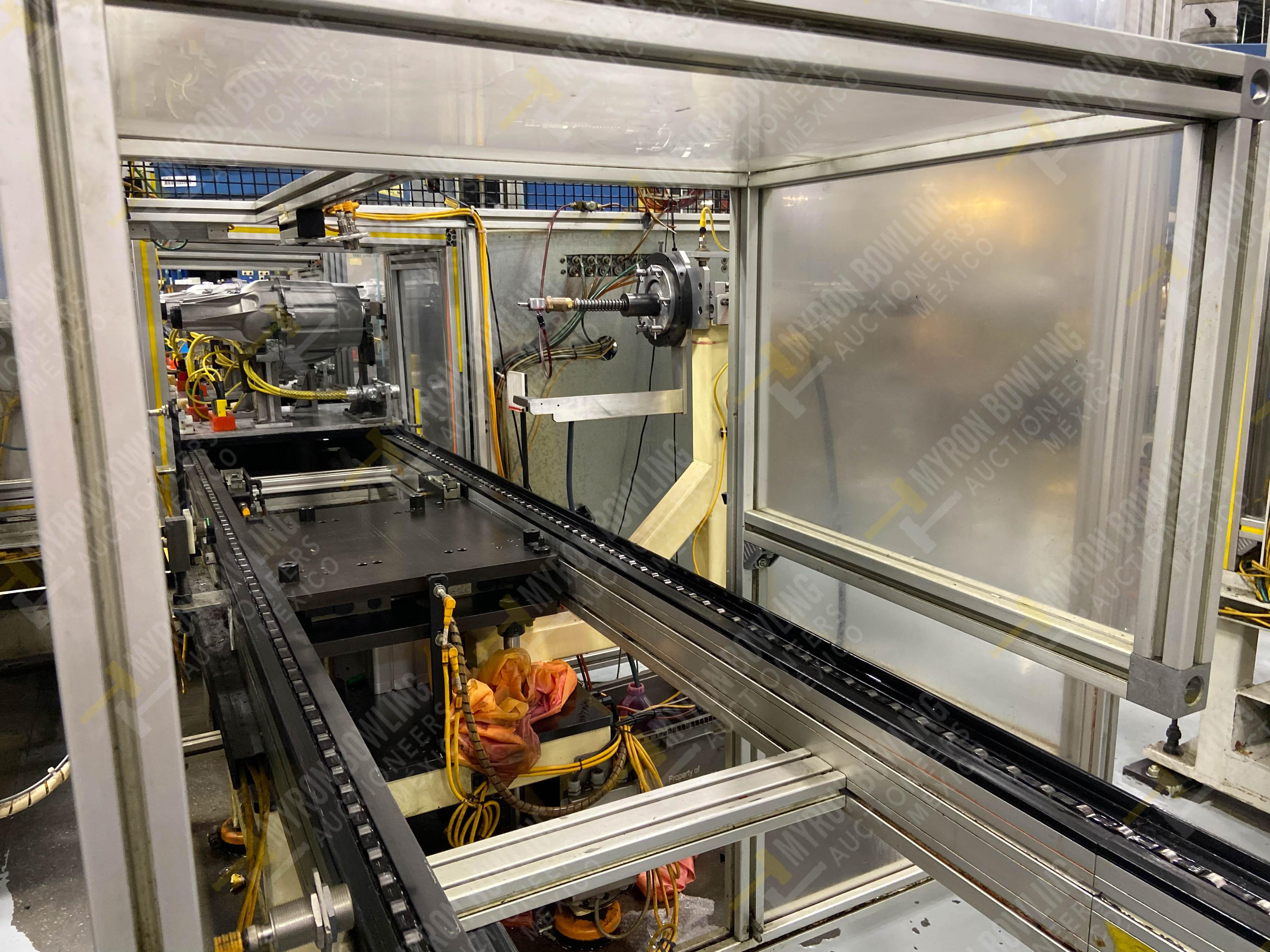 Estación semiautomática para operación 415, contiene: Máquina pesadora de piezas con 1 cilindro - Image 5 of 16