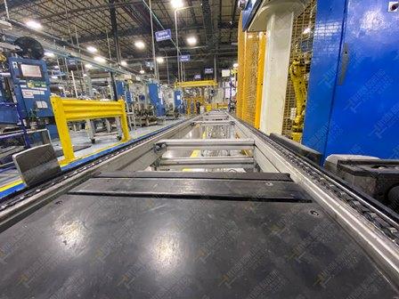 Conveyor de 350-380 mts lineales aproximadamente, con una altura de 0.60 x .55 metros - Image 7 of 12