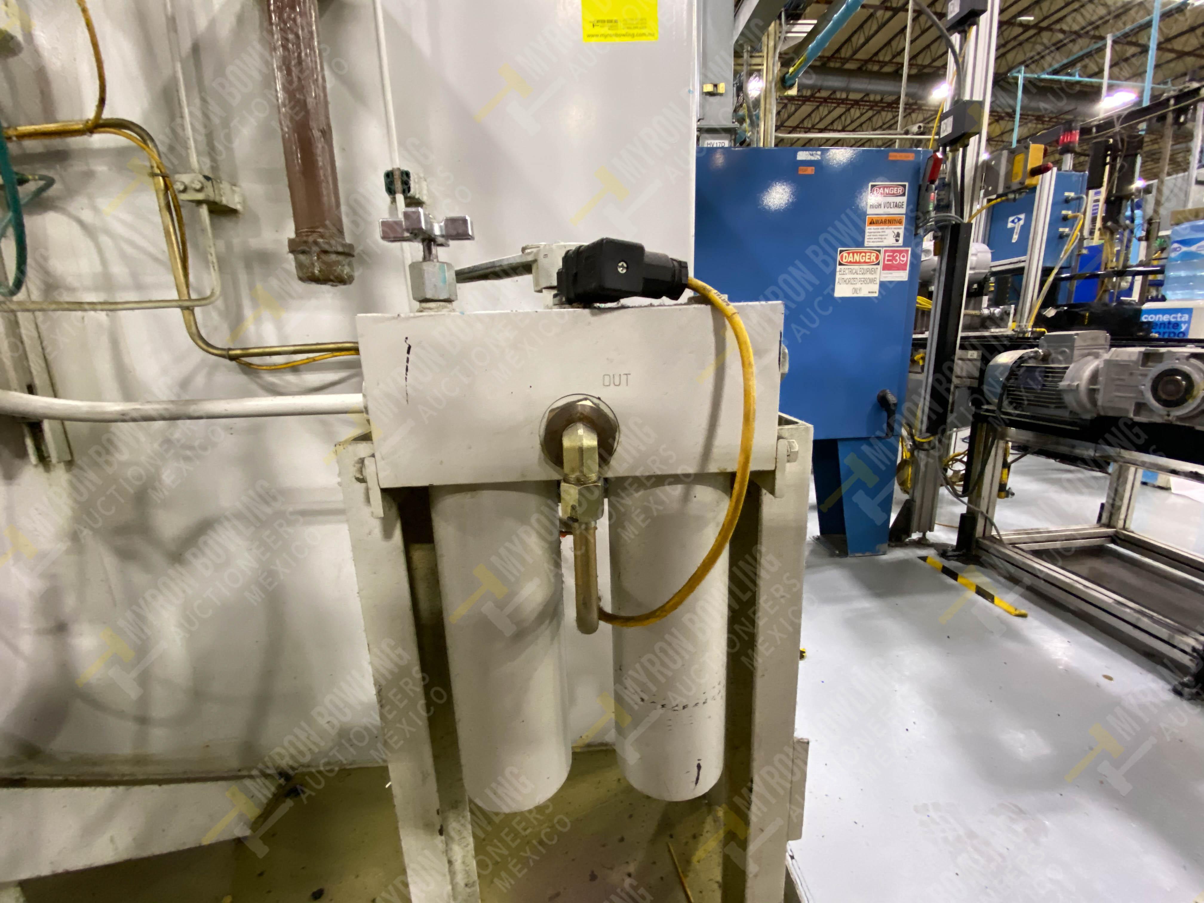 Bomba de aceite y filtros para el llenado de housings en lote 30 y 31. - Image 19 of 30