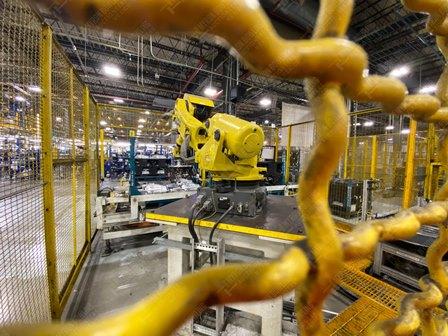 Robot con capacidad de carga de 50-100 Kg, controlador de robot y teach pendant - Image 21 of 22