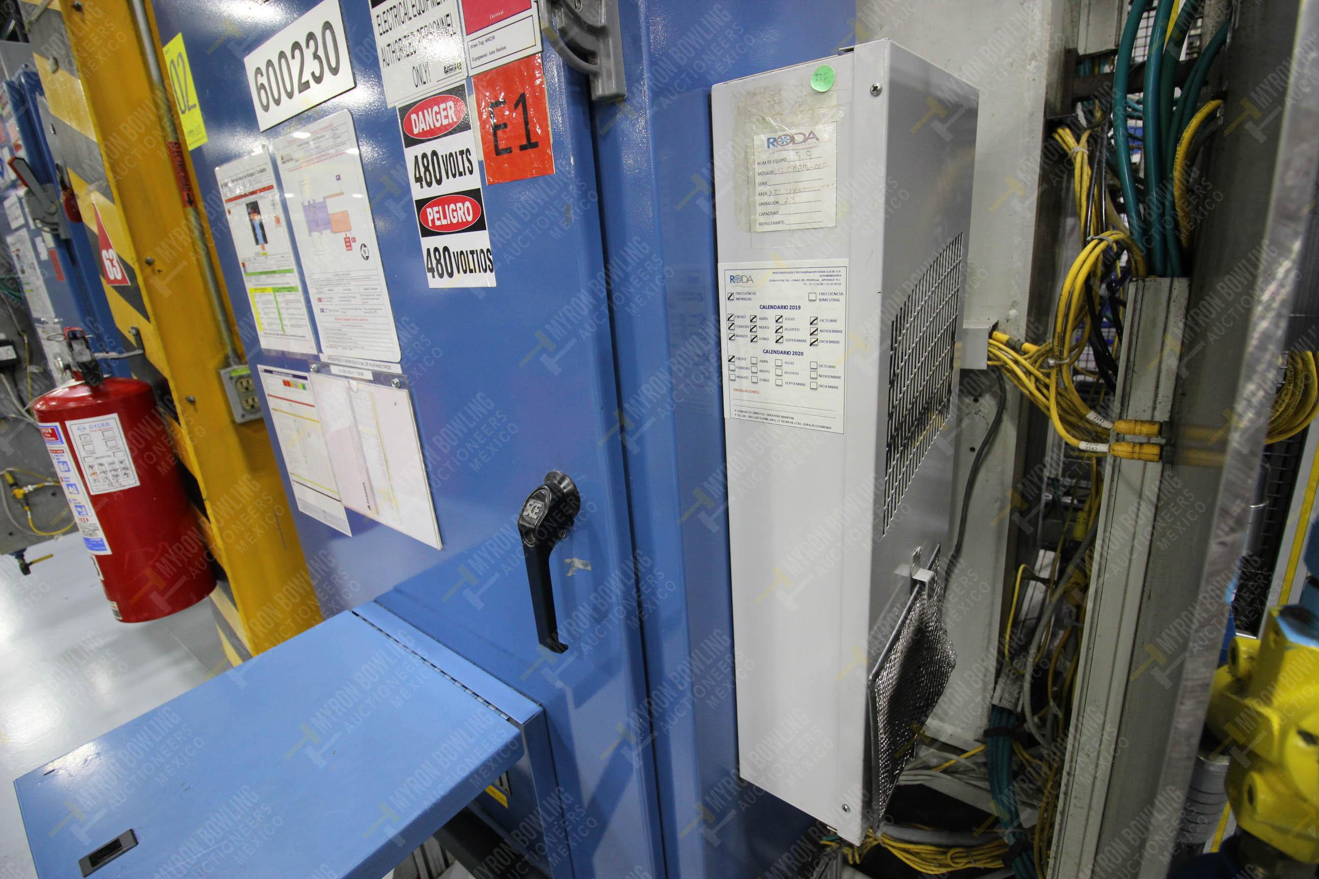 Estación automática para operación 230, para medición de gap - Image 31 of 36