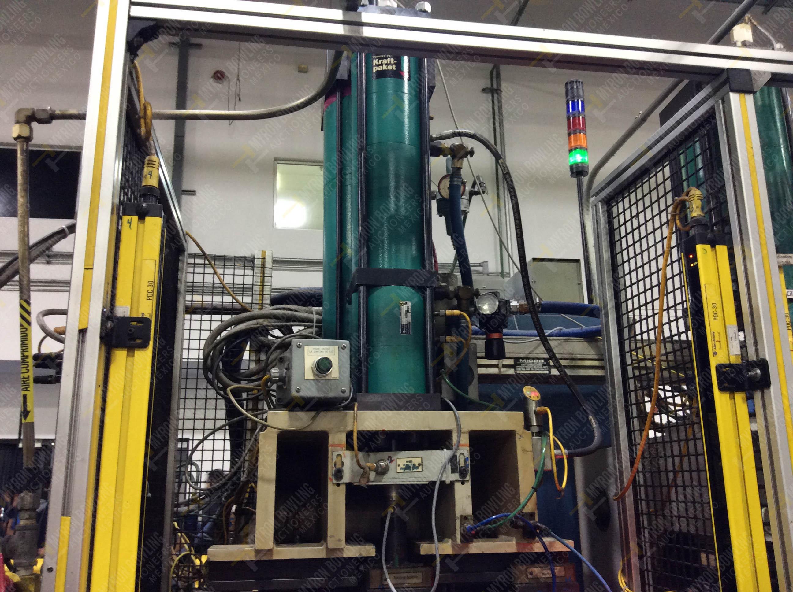 Estación semiautomática para operación 240A de ensamble de balero - Image 7 of 29