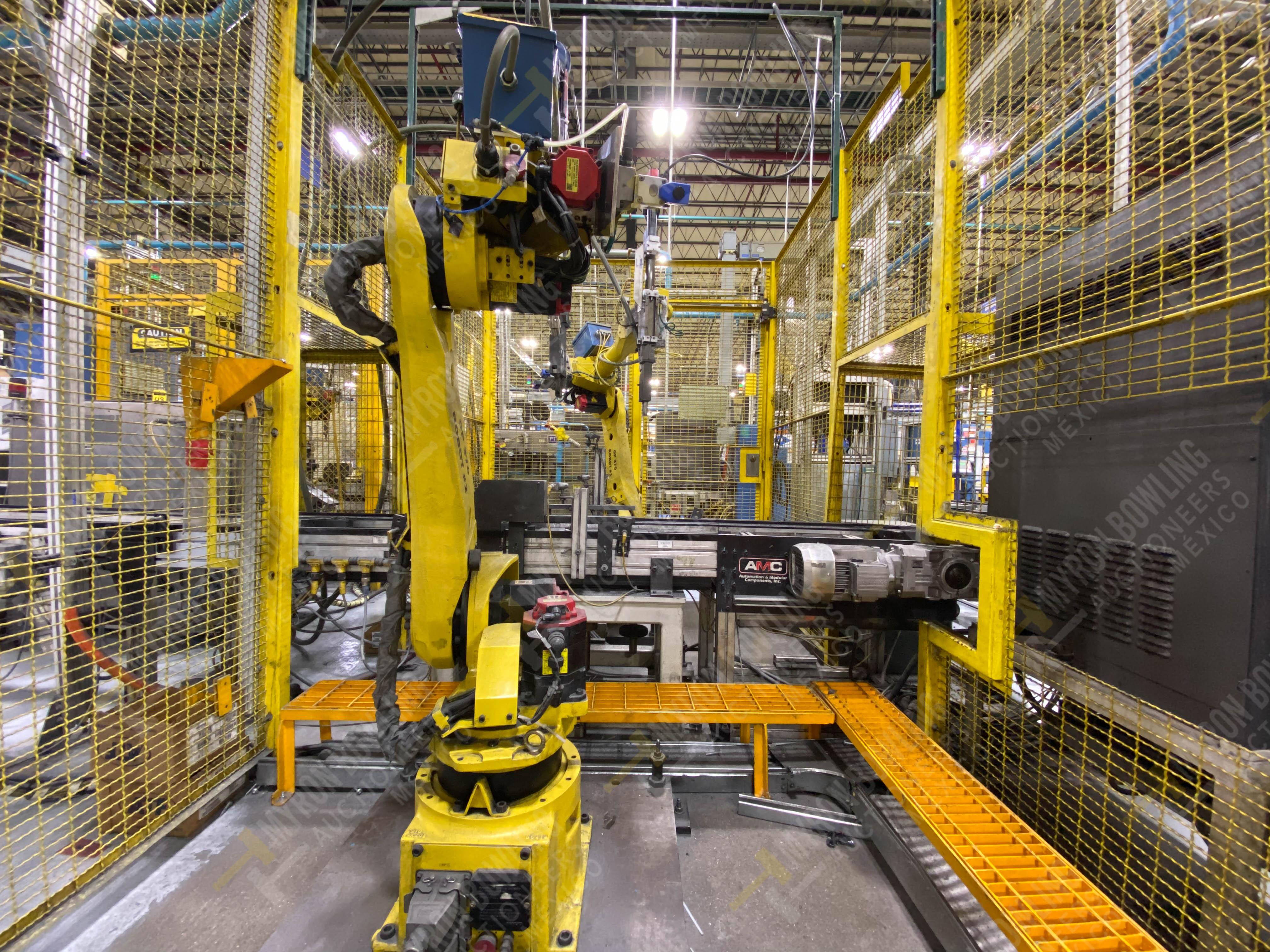 Robot con capacidad de carga de 15-30 Kg, controlador de robot y teach pendant - Image 3 of 17