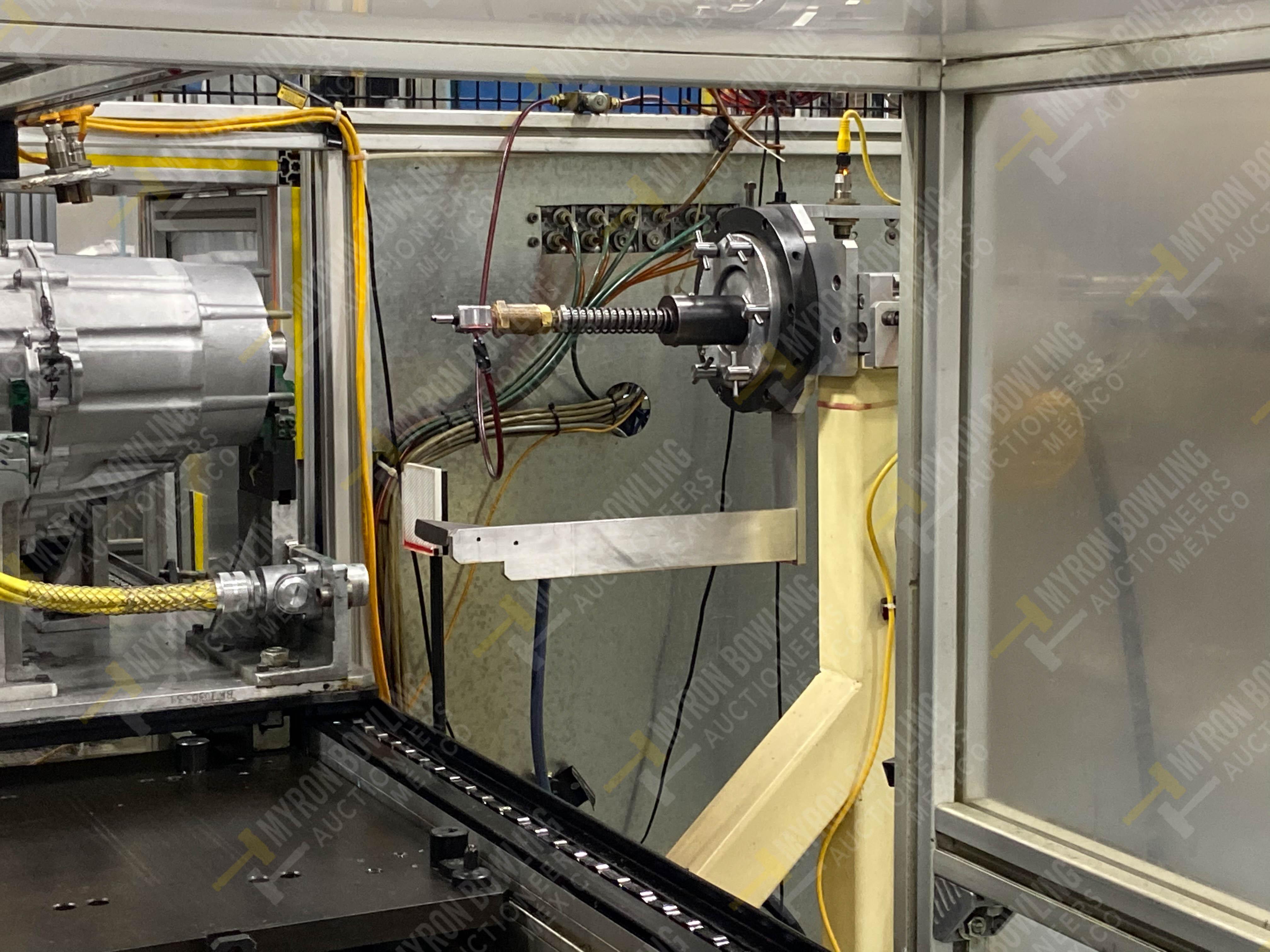 Estación semiautomática para operación 415, contiene: Máquina pesadora de piezas con 1 cilindro - Image 7 of 16