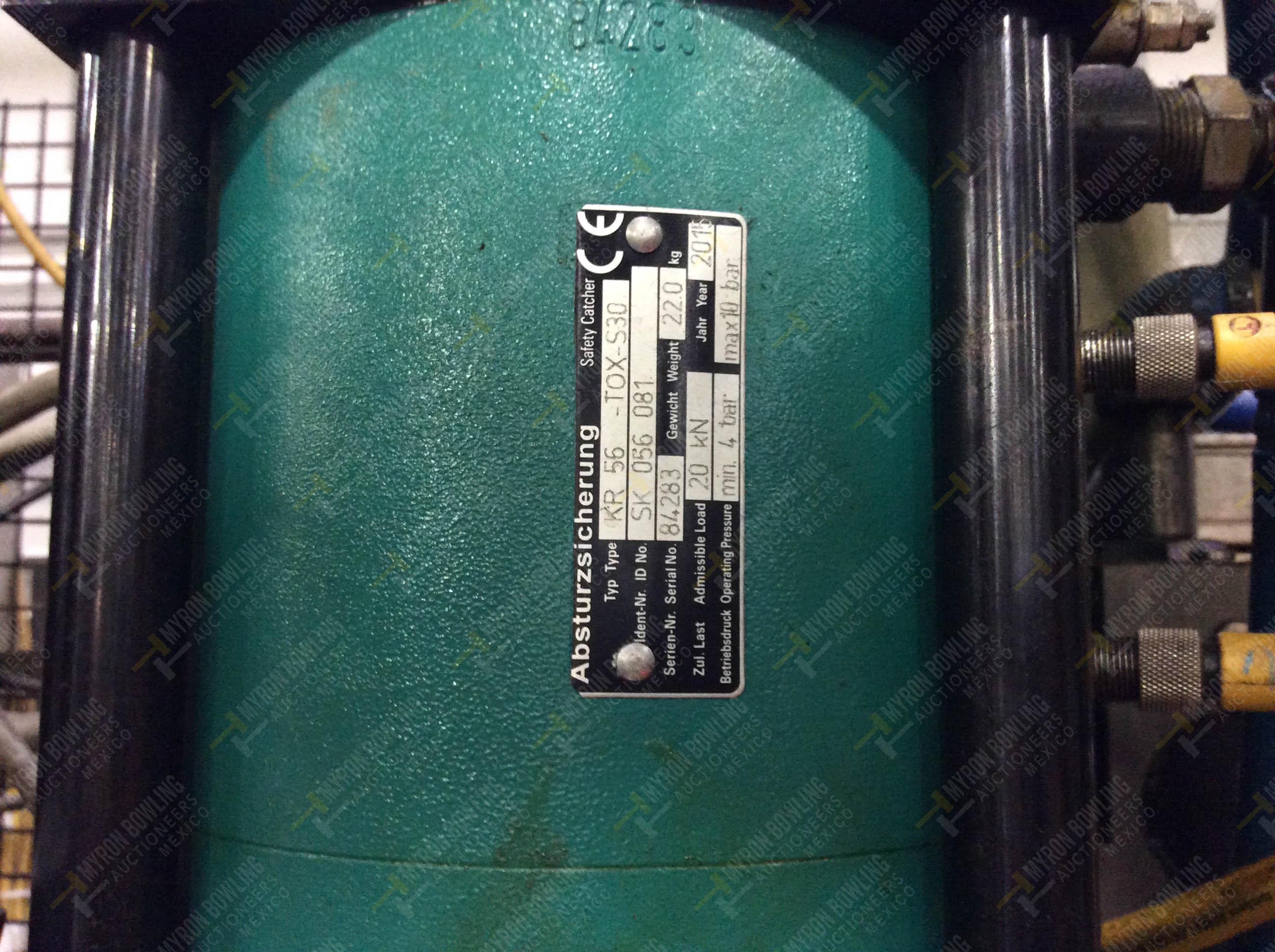 Estación semiautomática para operación 240A de ensamble de balero - Image 28 of 29
