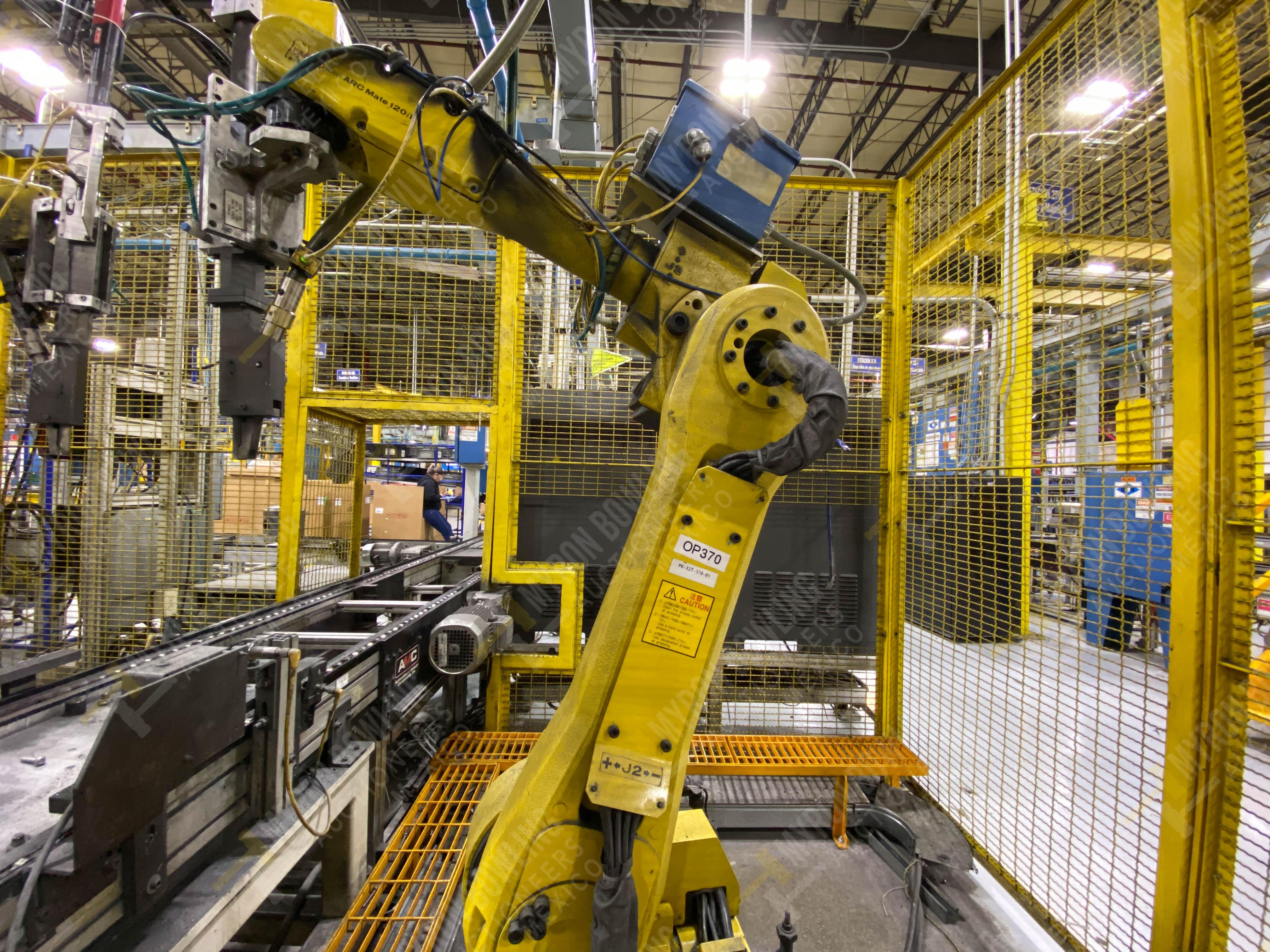Robot con capacidad de carga de 15-30 Kg, controlador de robot y teach pendant - Image 2 of 17