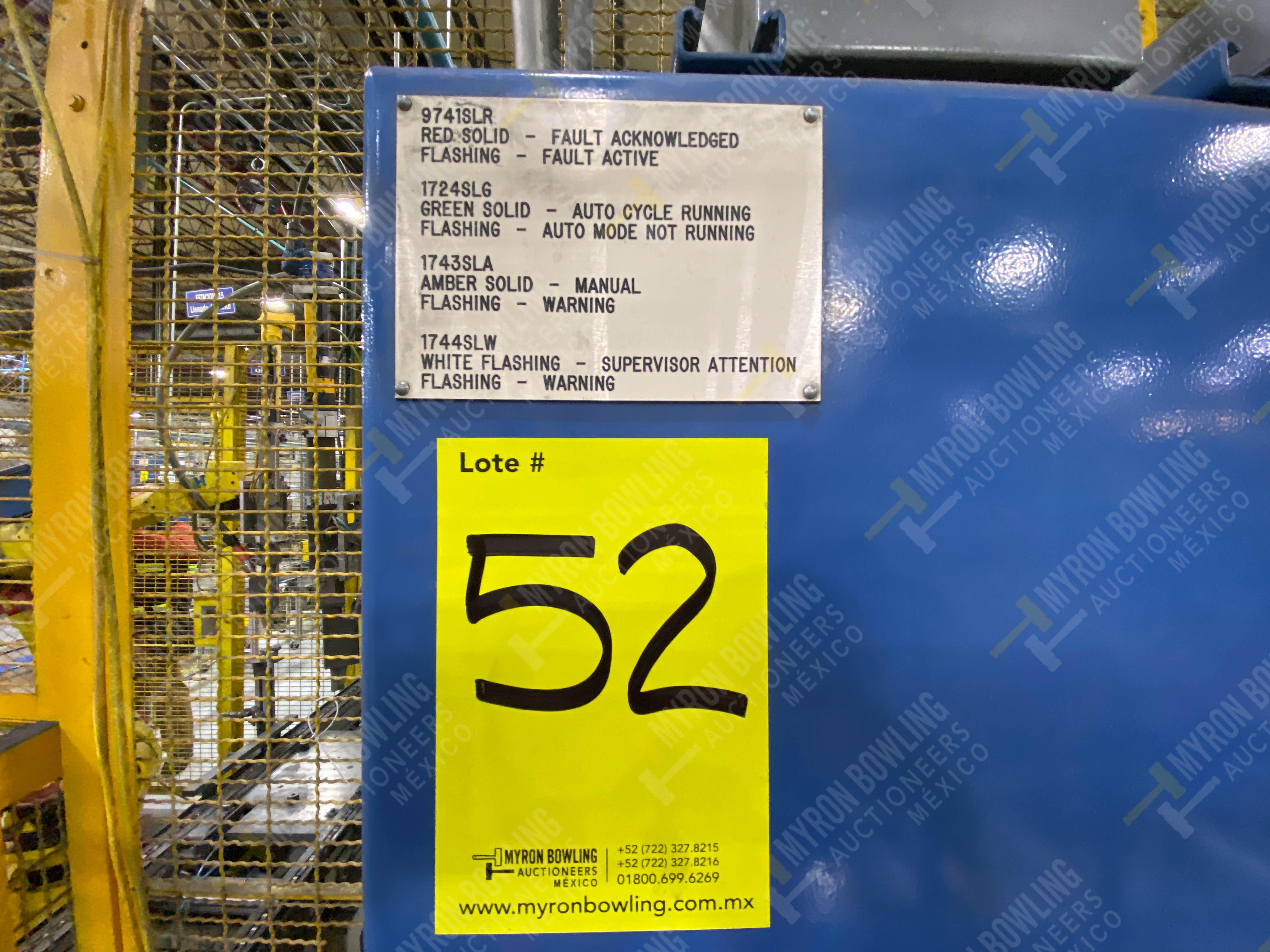 Dos tableros eléctricos de distribución de 480 V. - Image 11 of 12