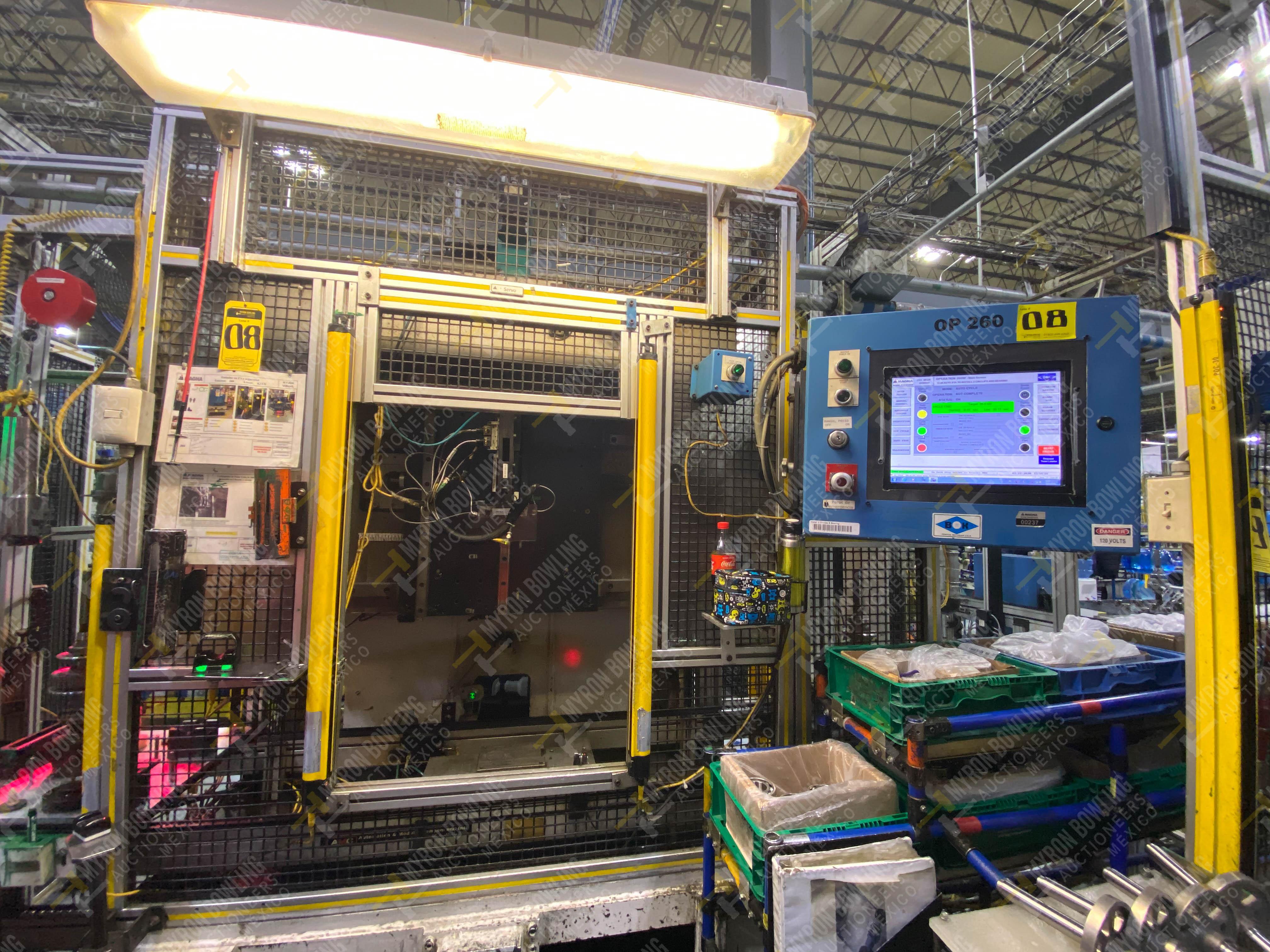 Estación semiautomática para operación 260 de ensamble - Image 4 of 20
