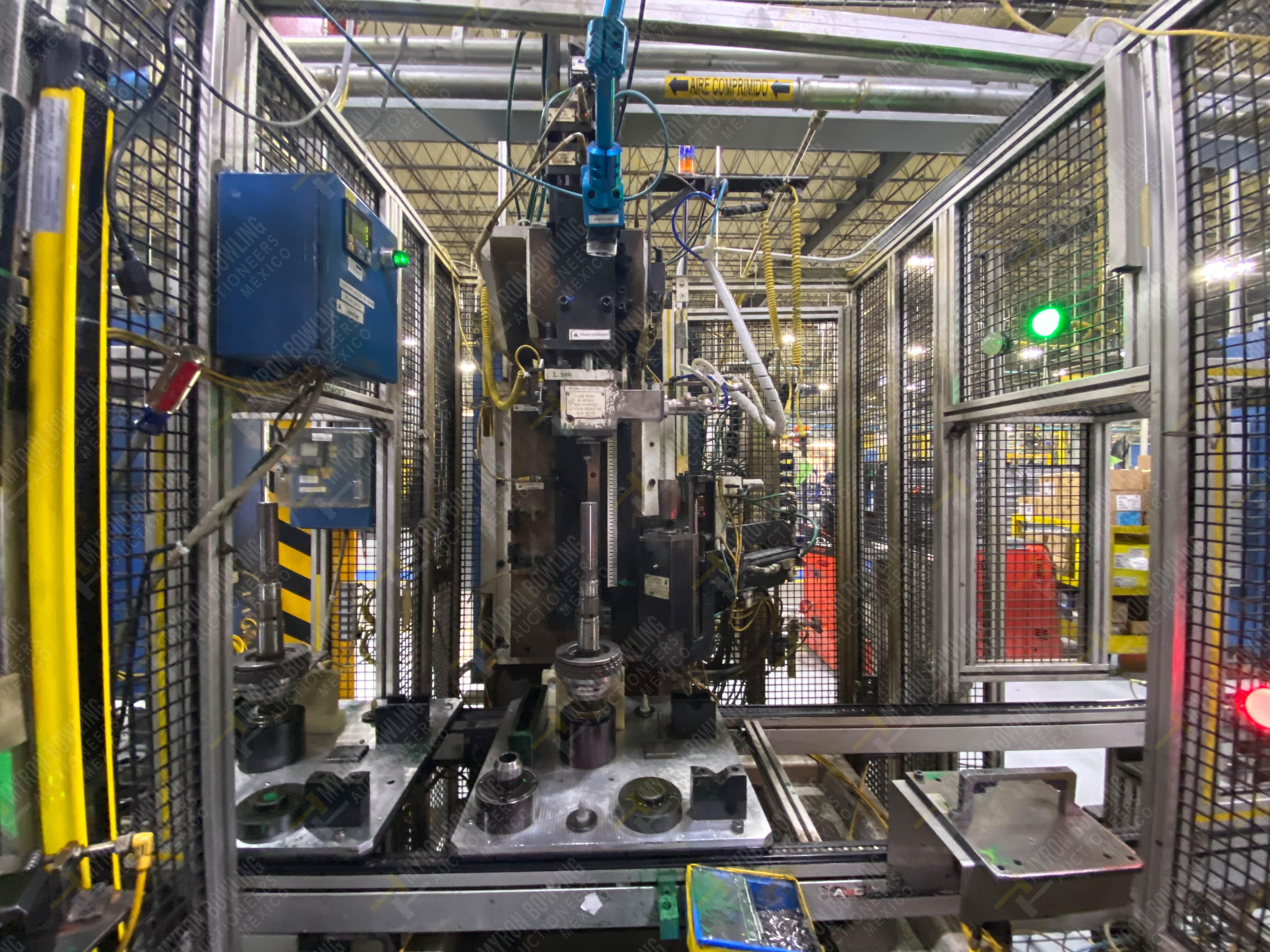 Estación semiautomáticapara operación 235 de ensamble de candado - Image 3 of 22