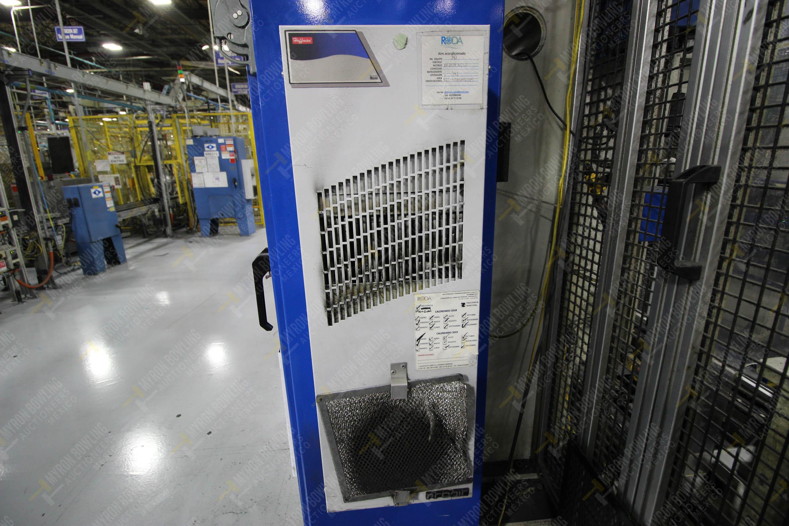 Estación semiautomática para operación 341, contiene: Prensa en estructura de placa de acero - Image 21 of 26