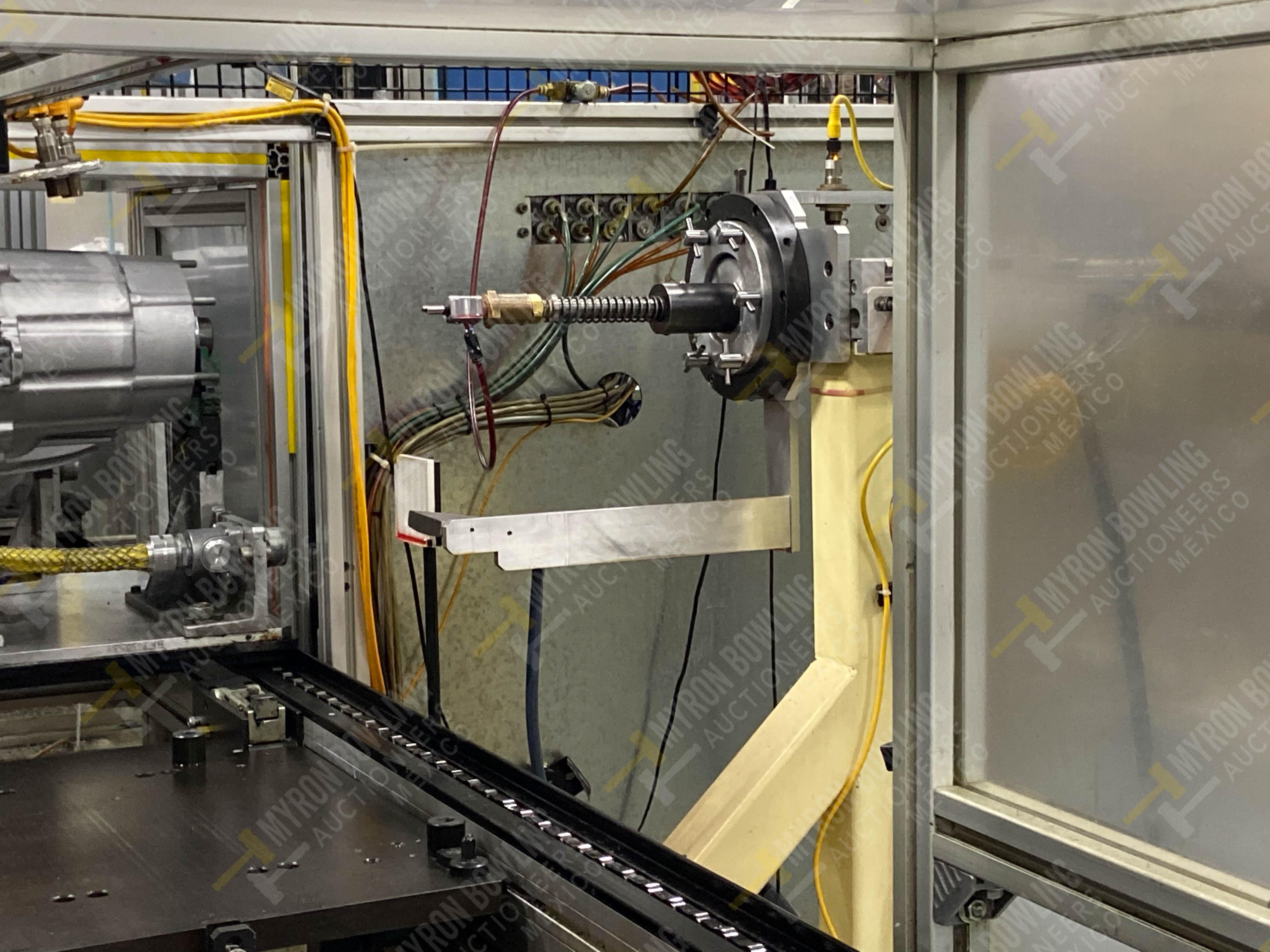 Estación semiautomática para operación 415, contiene: Máquina pesadora de piezas con 1 cilindro - Image 6 of 16