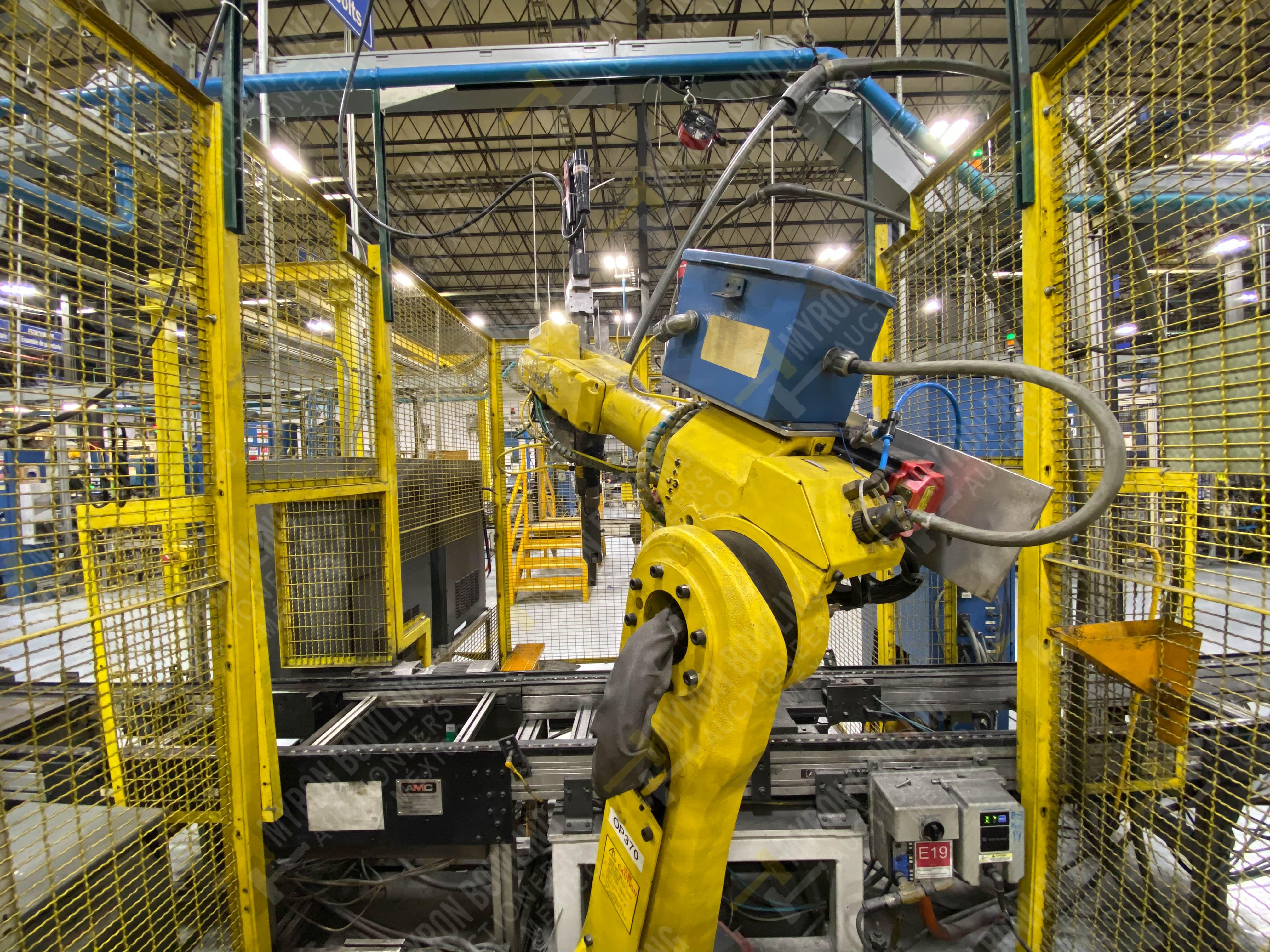 Robot con capacidad de carga de 15-30 Kg, controlador de robot y teach pendant - Image 2 of 12