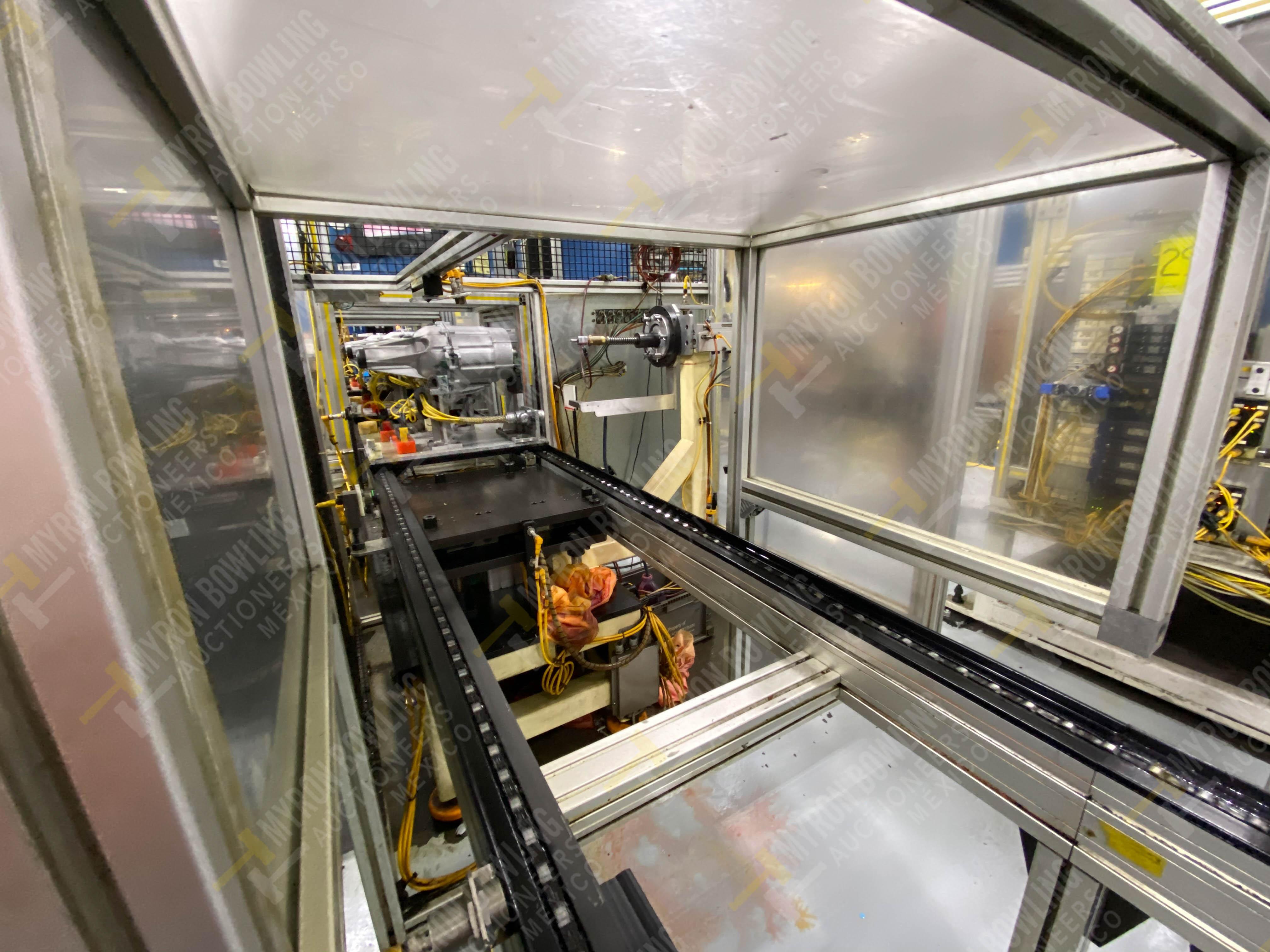 Estación semiautomática para operación 415, contiene: Máquina pesadora de piezas con 1 cilindro - Image 14 of 16