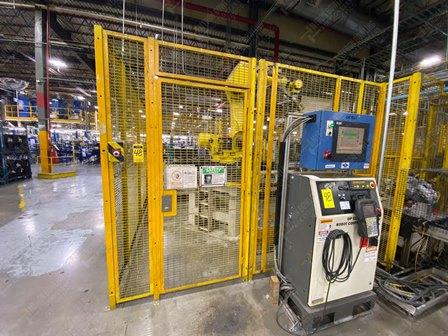 Robot con capacidad de carga de 50-100 Kg, controlador de robot y teach pendant - Image 11 of 22