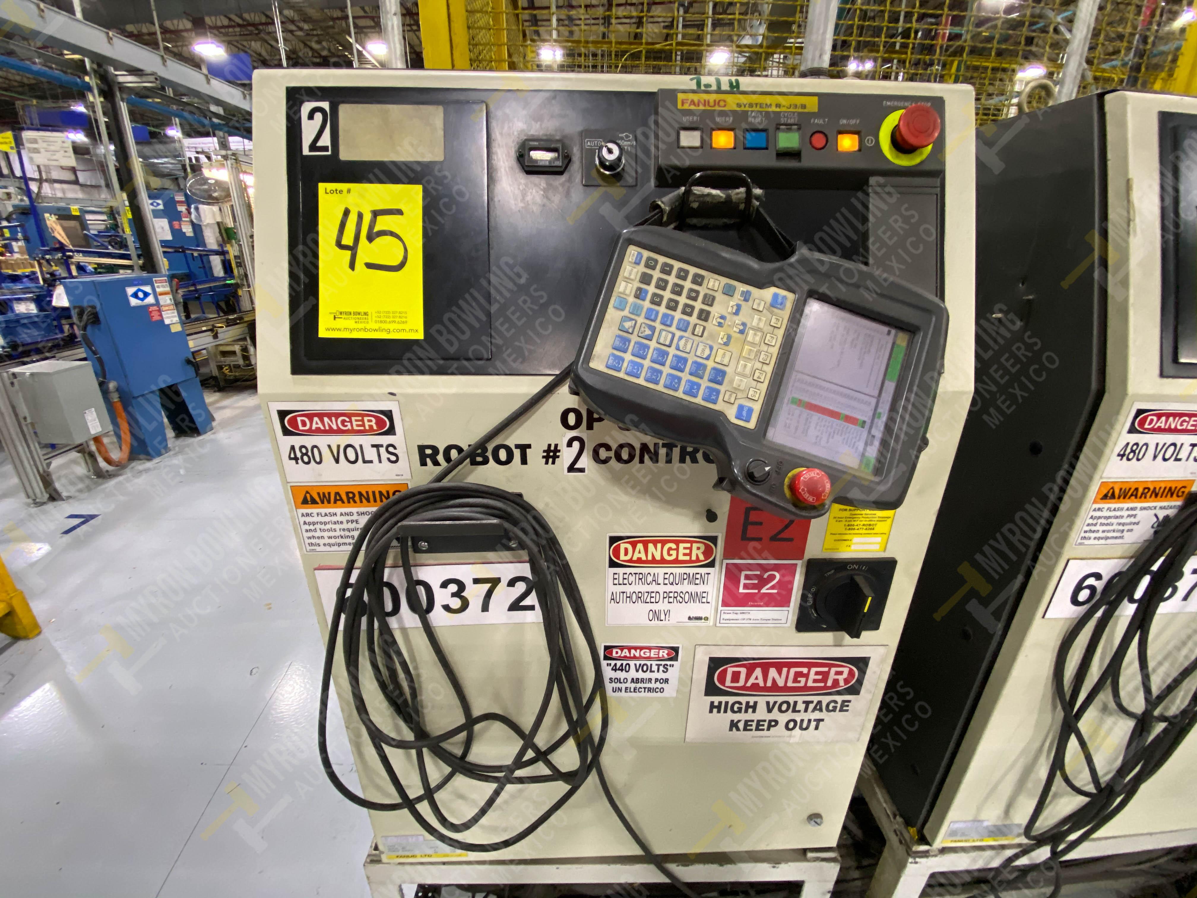 Robot con capacidad de carga de 15-30 Kg, controlador de robot y teach pendant - Image 4 of 12