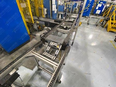 Conveyor de 350-380 mts lineales aproximadamente, con una altura de 0.60 x .55 metros - Image 8 of 12