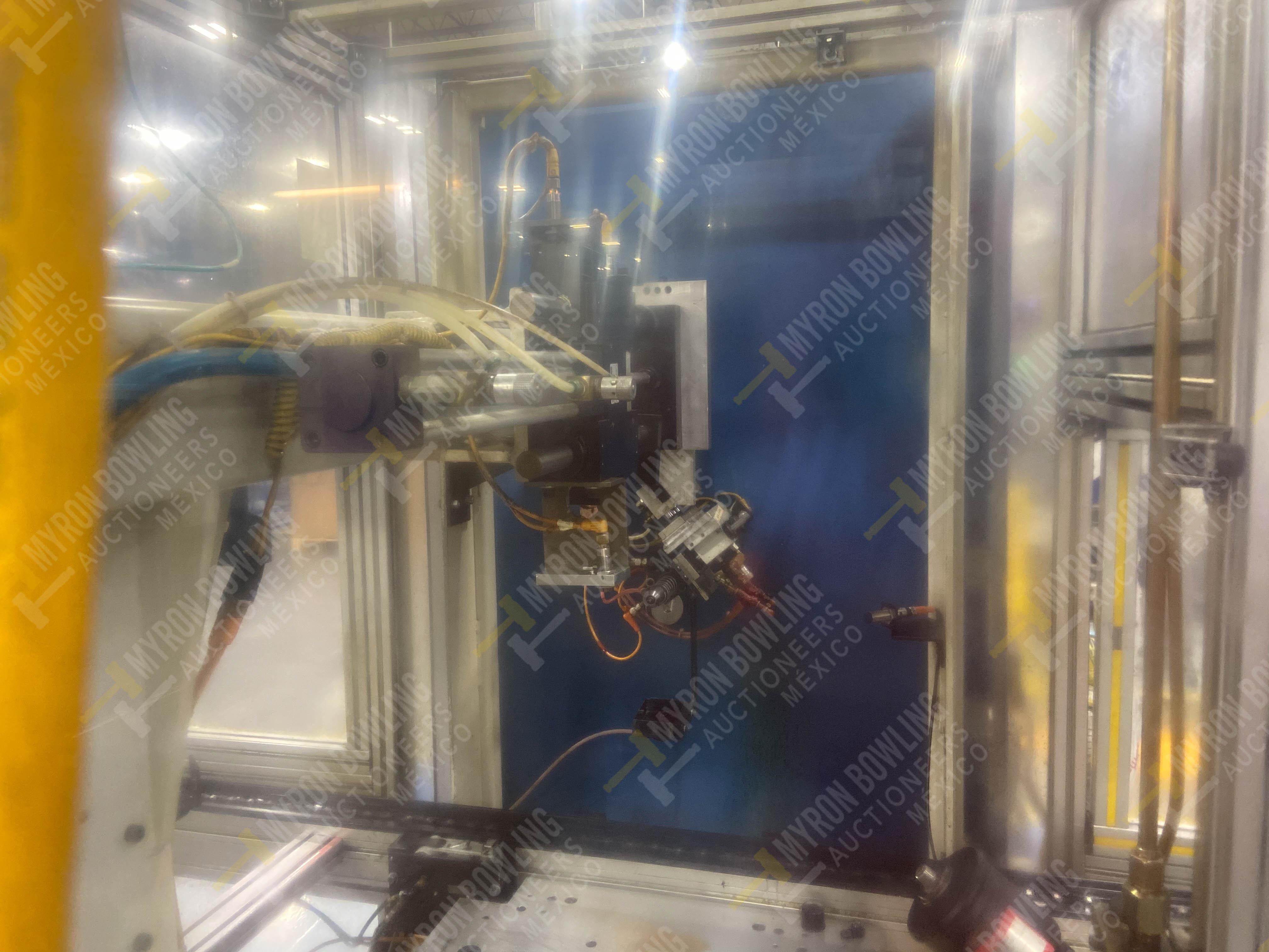 Estación semiautomática para operación 416, contiene: Sistema de llenado de aceite - Image 10 of 20