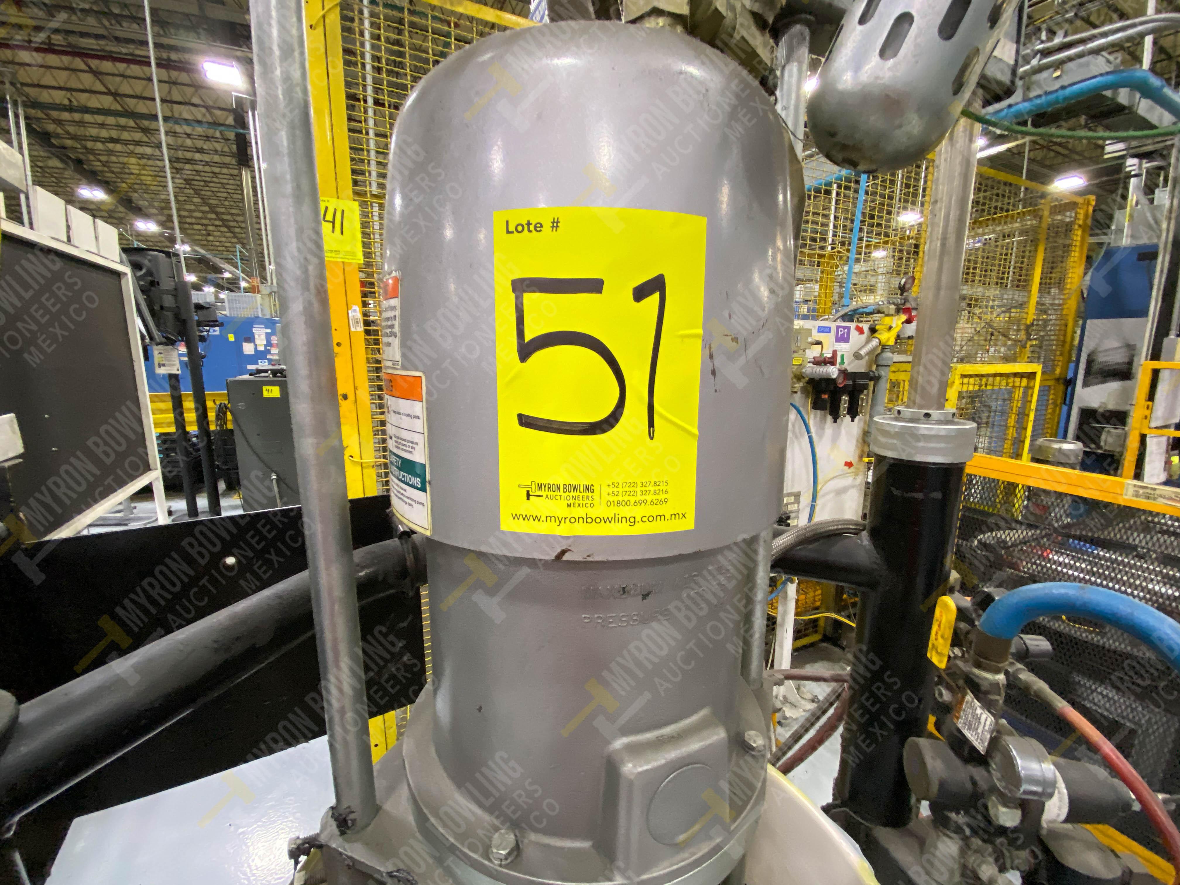 Dos sistemas de dispensador de sellador RTV (bombas) marca Graco Bulldog, 8.3 L/min max - Image 2 of 12