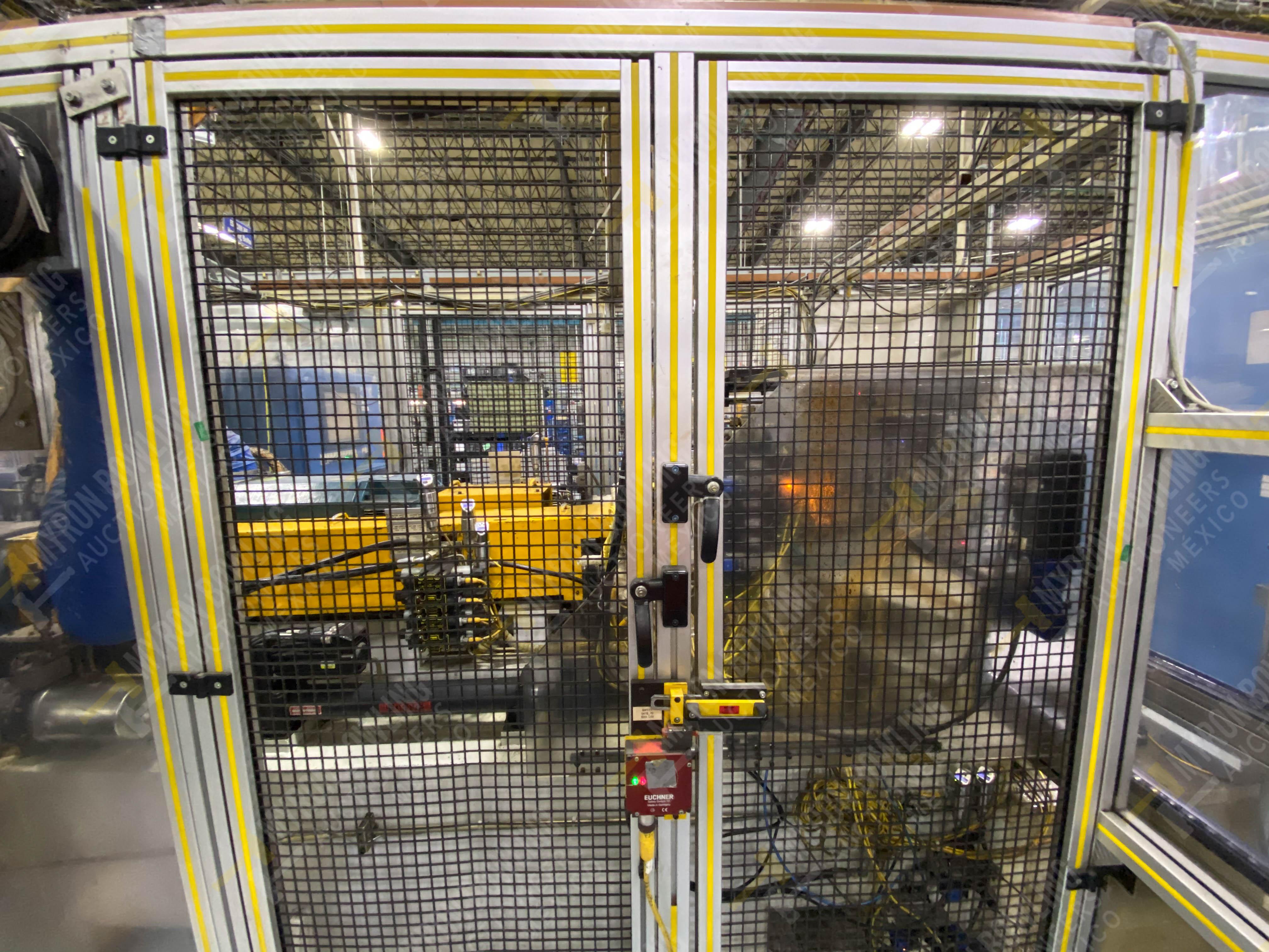Estación semiautomática para operación 430, contiene: Máquina dinamómetro con sistema de revolución - Image 7 of 32