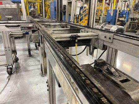Conveyor de 350-380 mts lineales aproximadamente, con una altura de 0.60 x .55 metros - Image 3 of 12