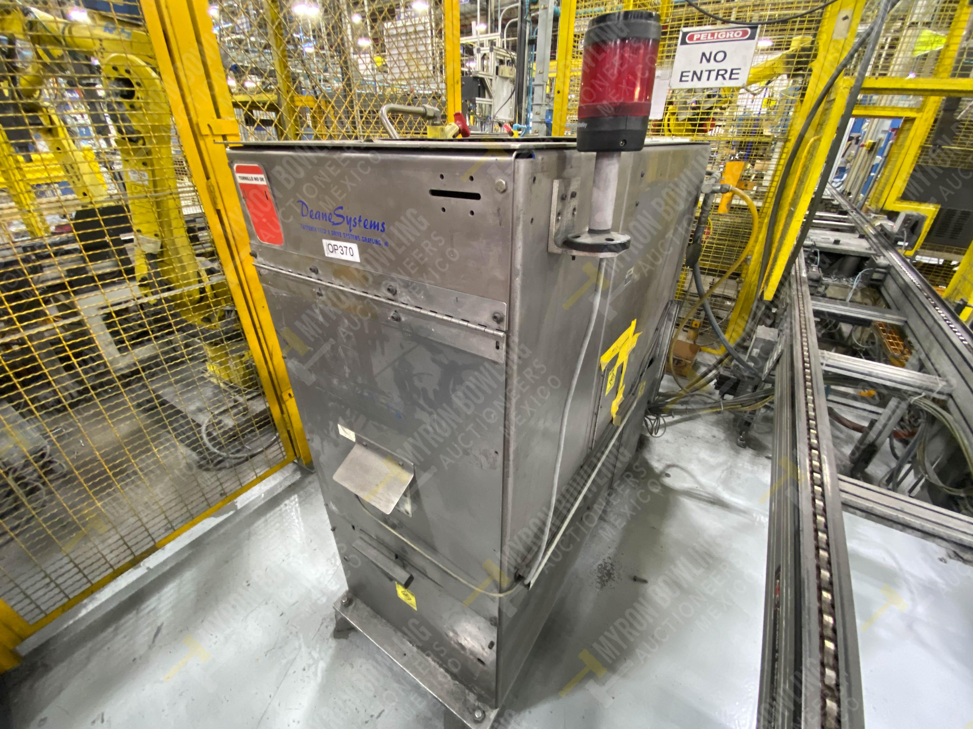 Robot con capacidad de carga de 15-30 Kg, controlador de robot y teach pendant - Image 9 of 17