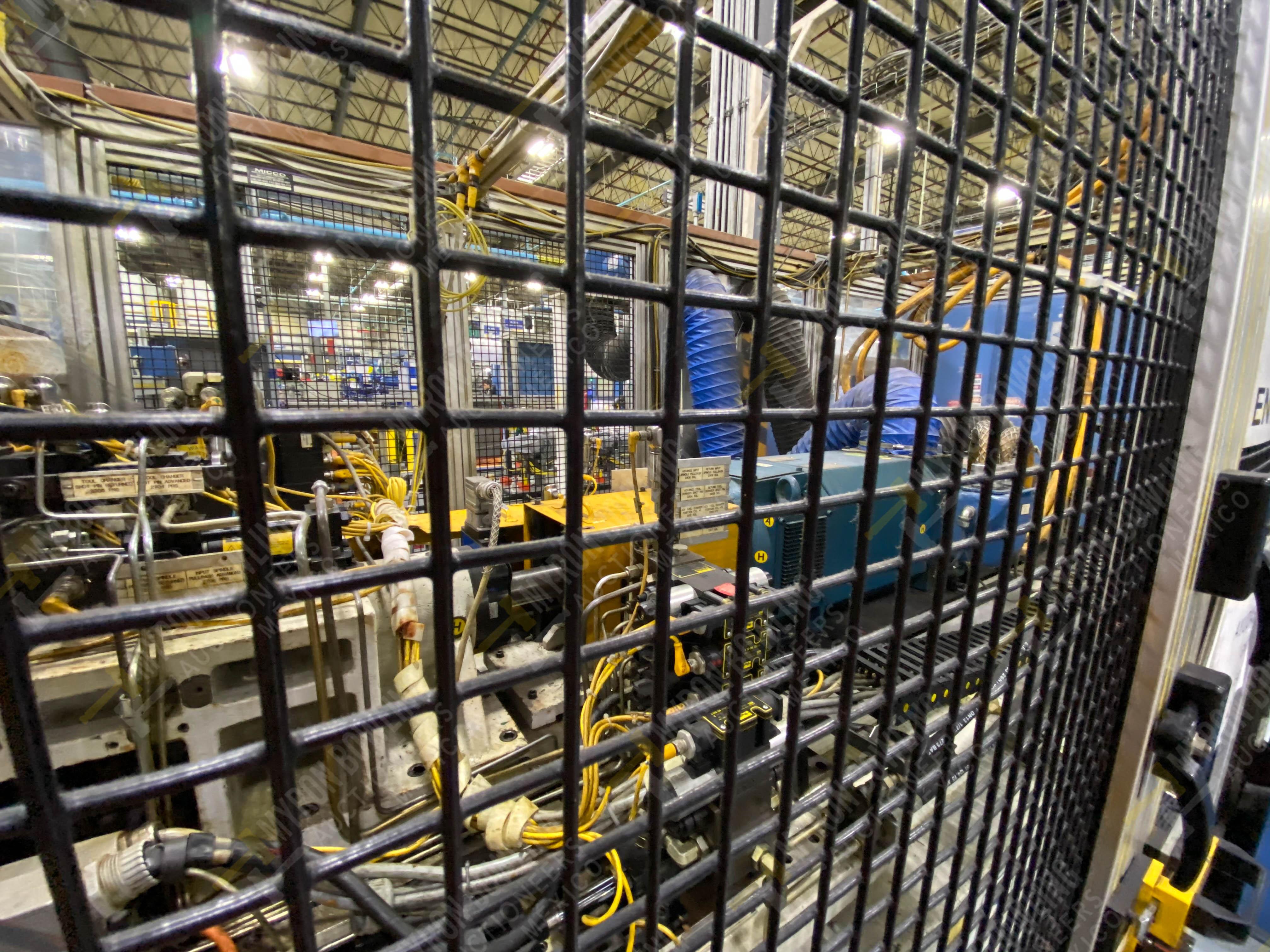 Estación semiautomática para operación 430, contiene: Máquina dinamómetro con sistema de revolución - Image 17 of 32