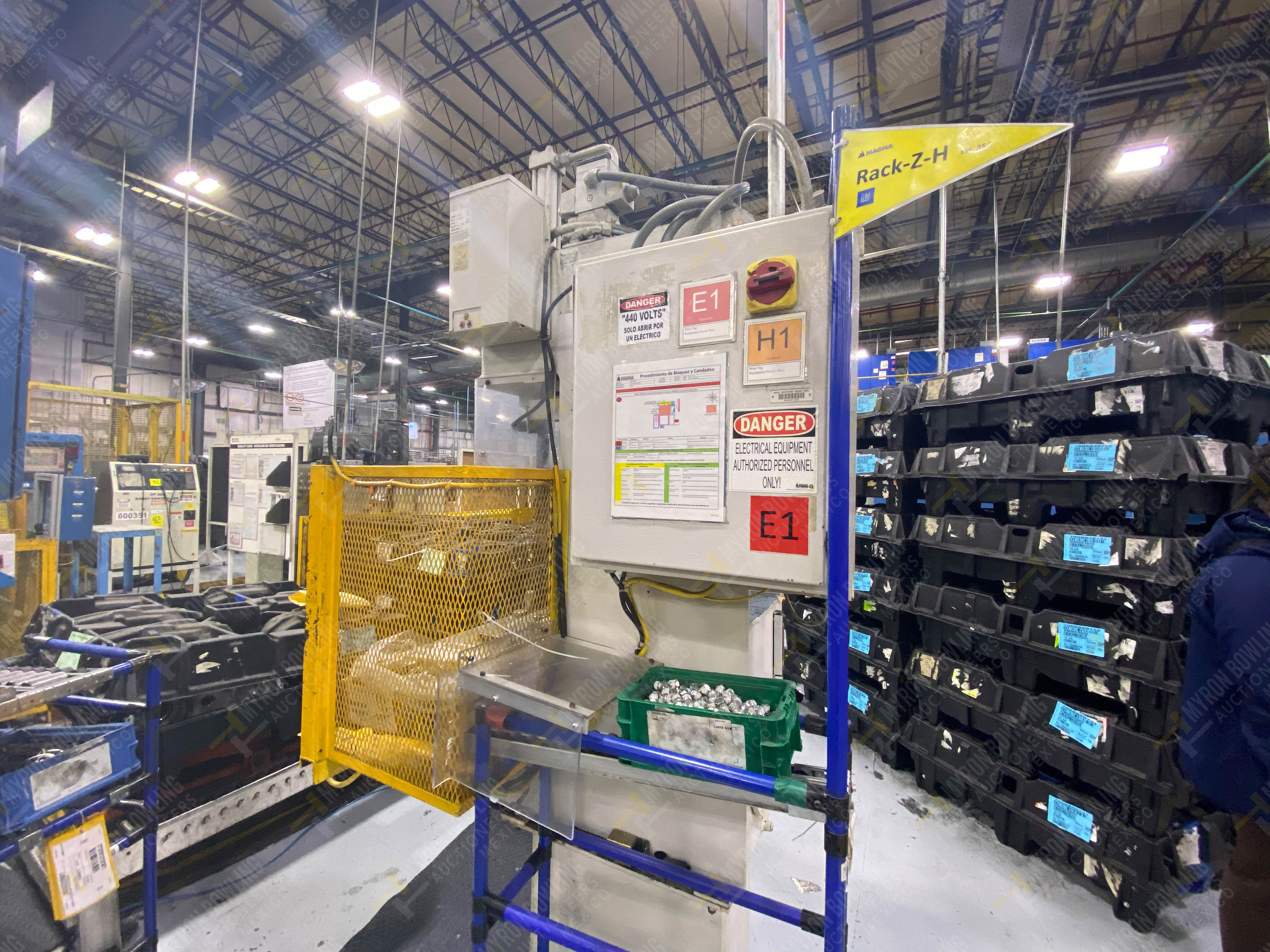 Estación semiautomática para operación 355B, contiene: Prensa tipo cuello de ganso - Image 10 of 21