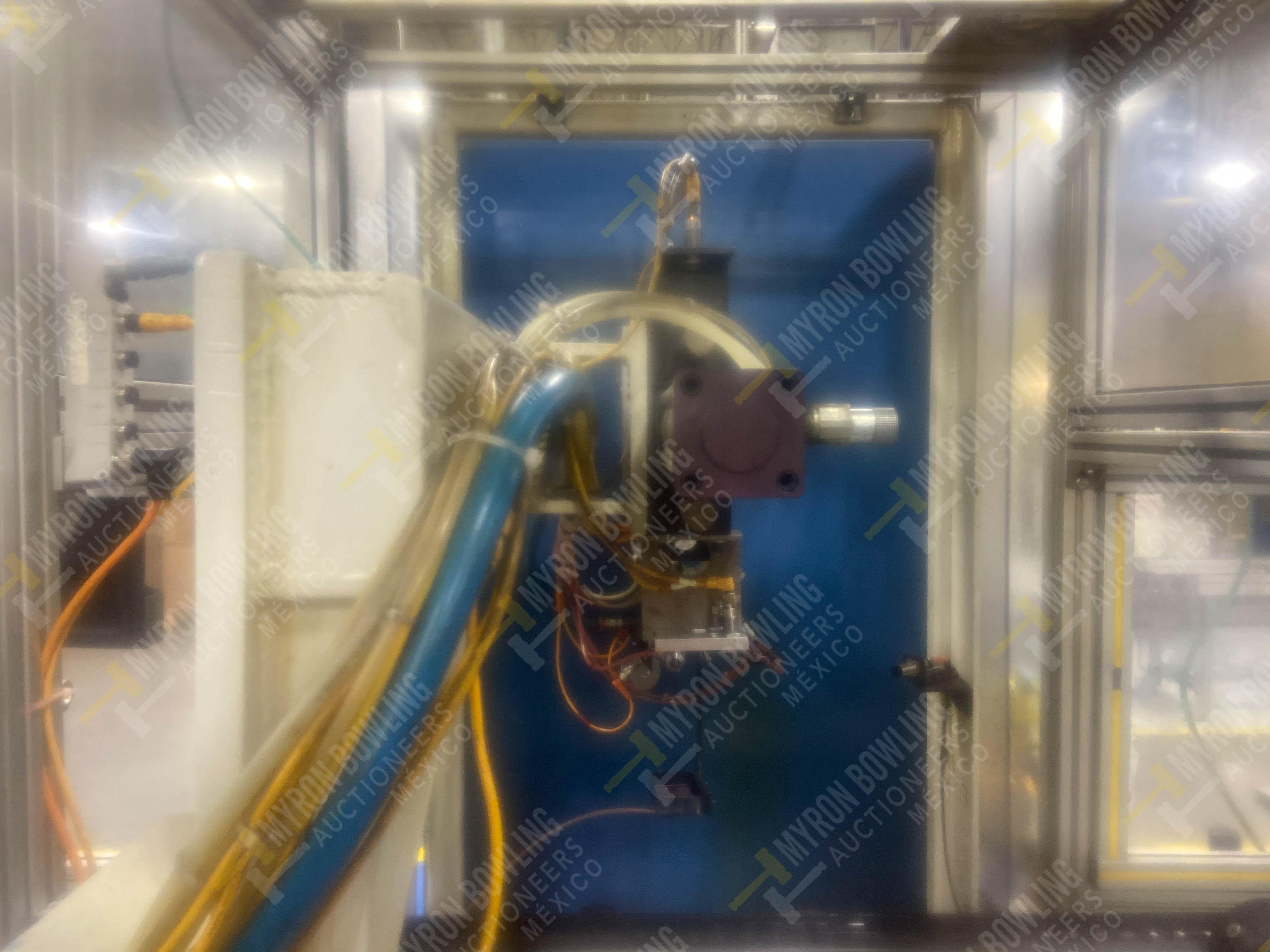 Estación semiautomática para operación 416, contiene: Sistema de llenado de aceite - Image 14 of 20
