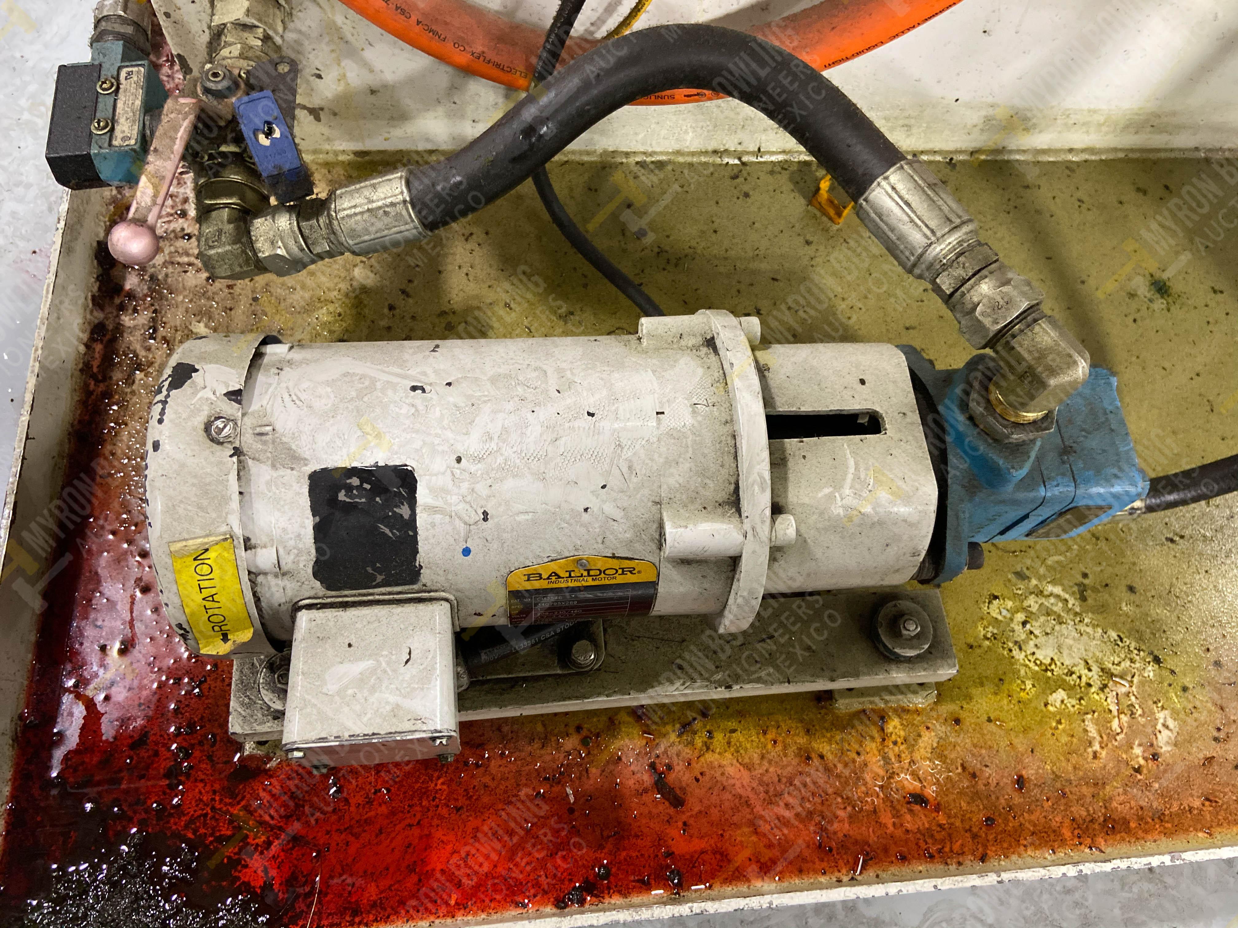Bomba de aceite y filtros para el llenado de housings en lote 30 y 31. - Image 17 of 30