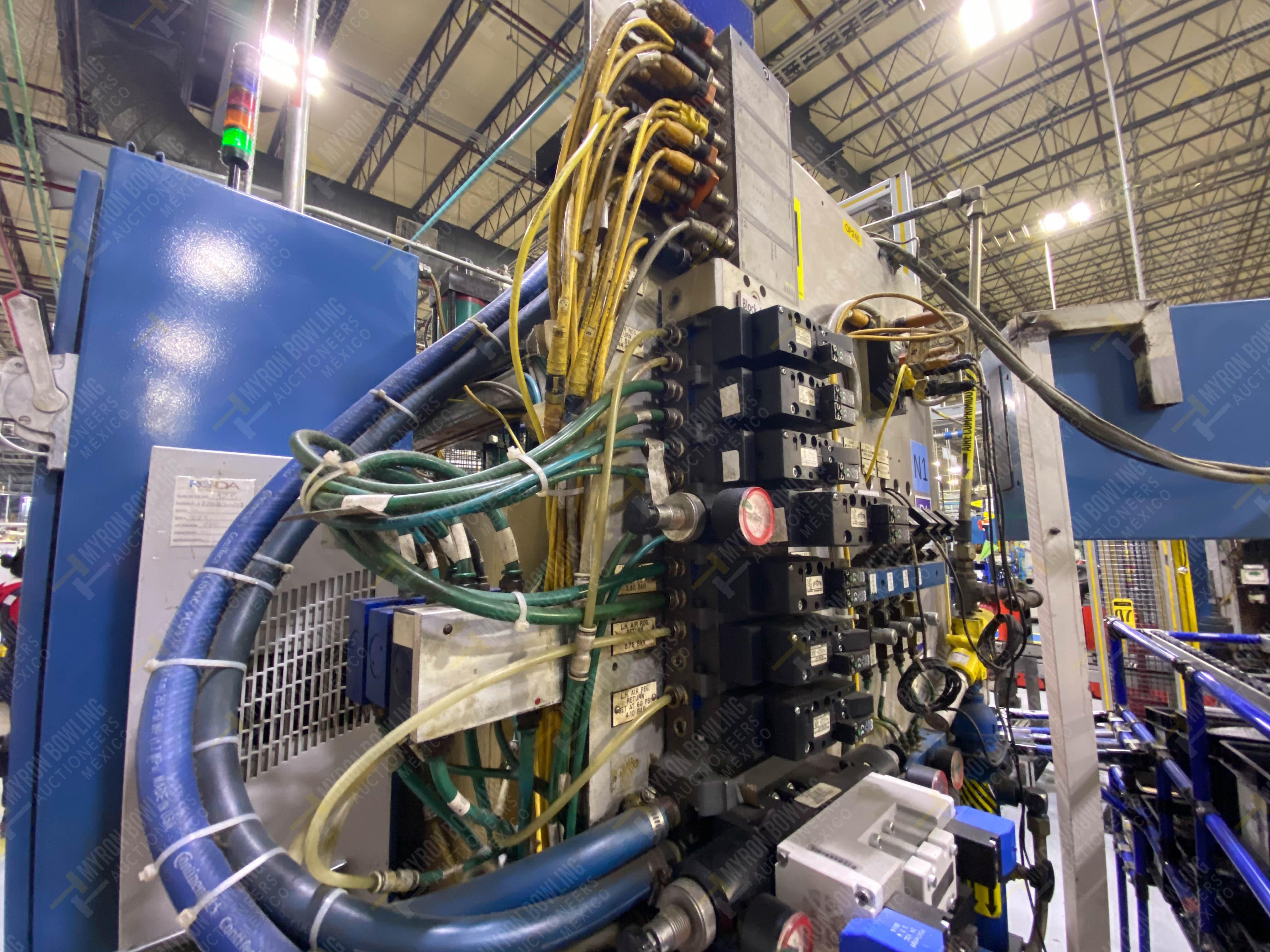 Estación semiautomática para operación 240A de ensamble de balero - Image 20 of 29