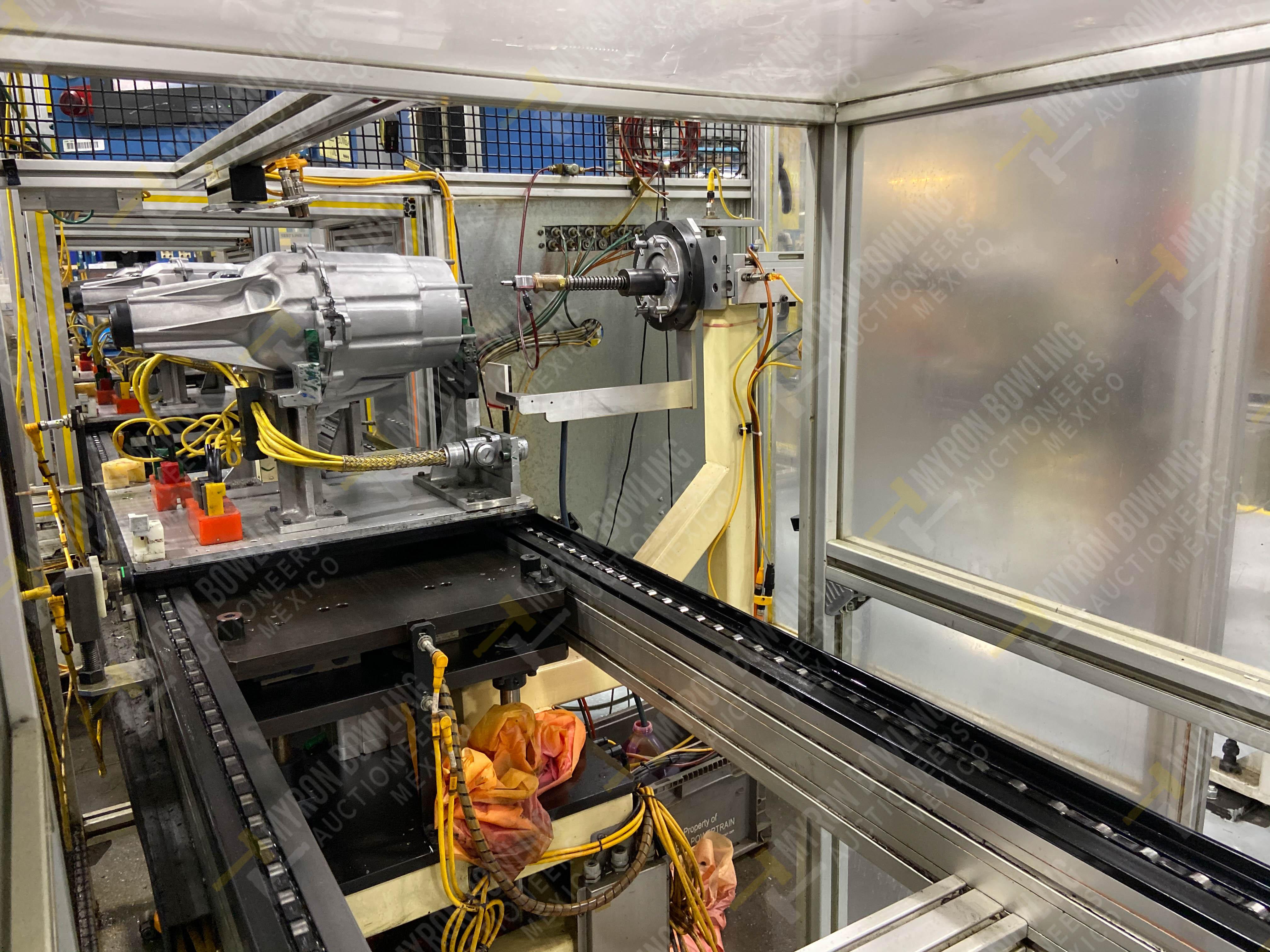 Estación semiautomática para operación 415, contiene: Máquina pesadora de piezas con 1 cilindro - Image 15 of 16