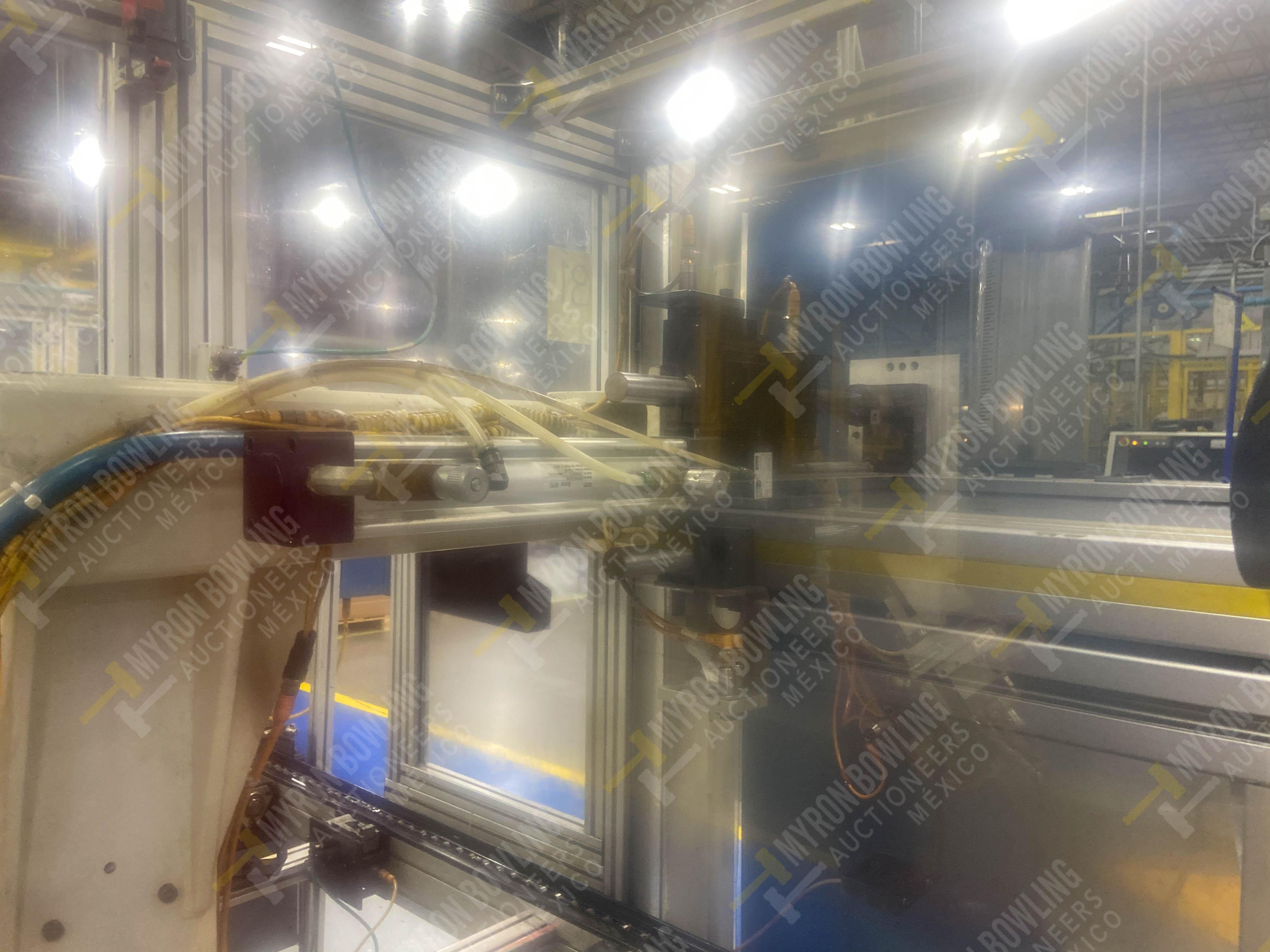 Estación semiautomática para operación 416, contiene: Sistema de llenado de aceite - Image 11 of 20
