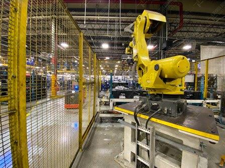 Robot con capacidad de carga de 50-100 Kg, controlador de robot y teach pendant - Image 14 of 22