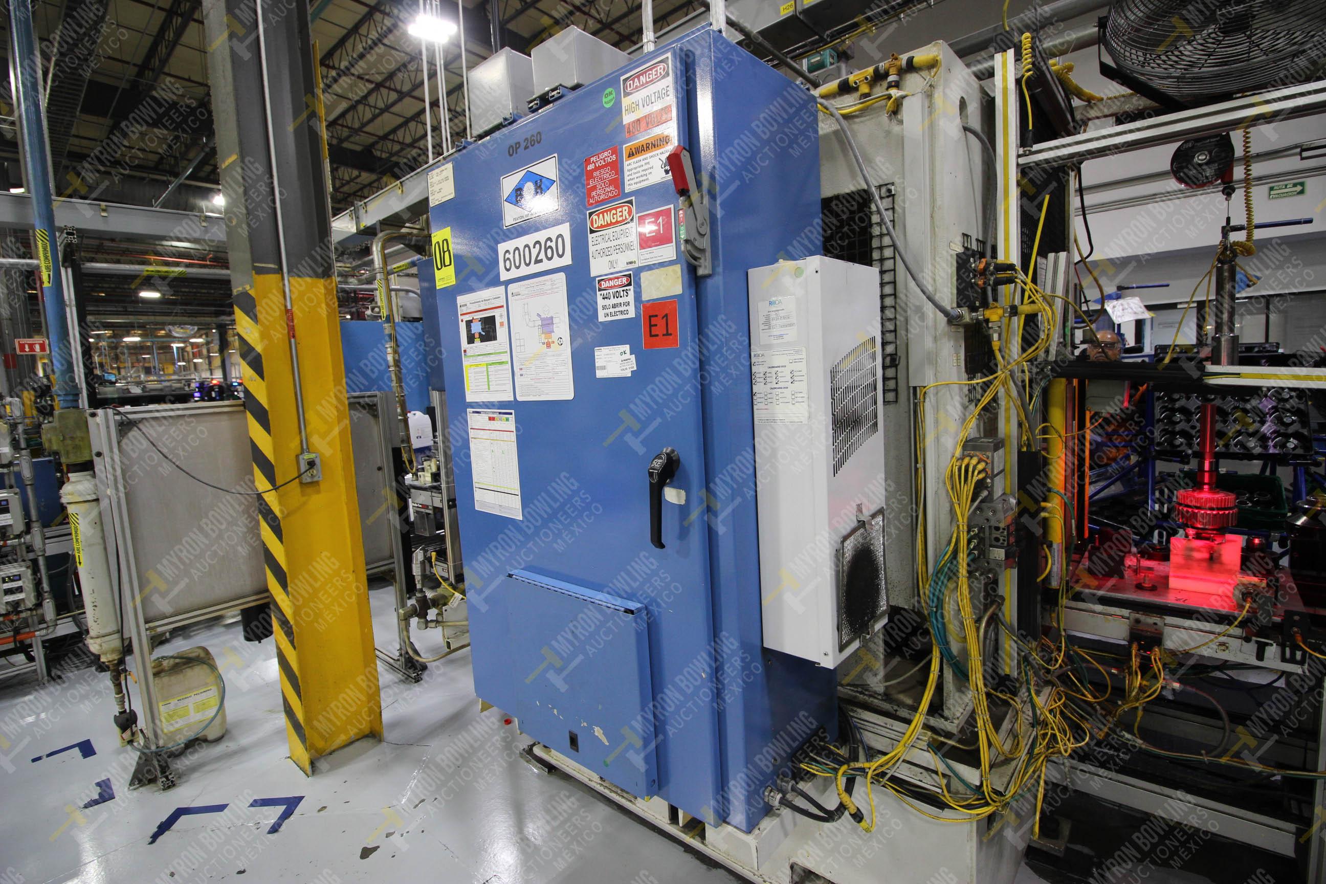 Estación semiautomática para operación 260 de ensamble - Image 9 of 20