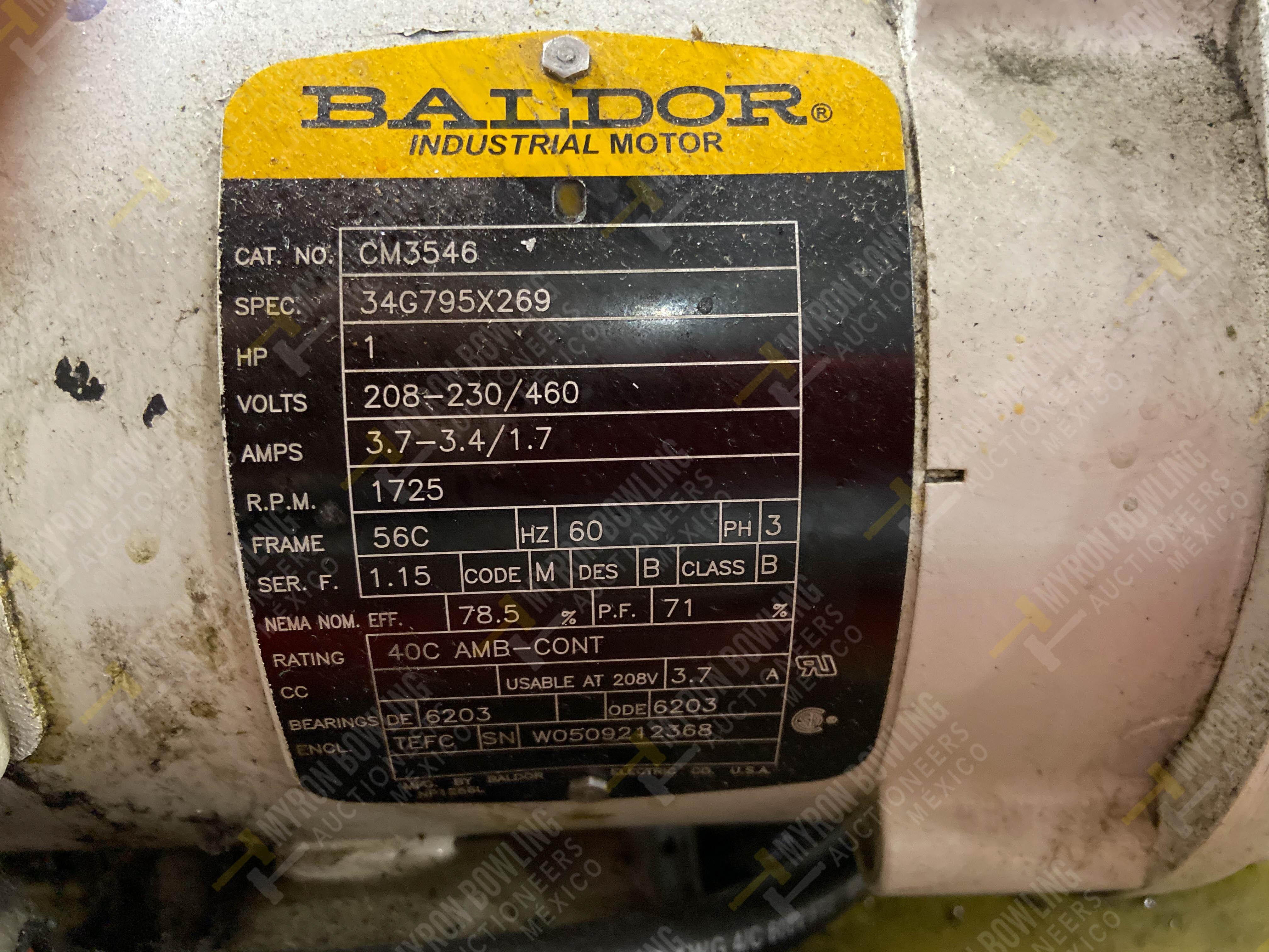 Bomba de aceite y filtros para el llenado de housings en lote 30 y 31. - Image 27 of 30