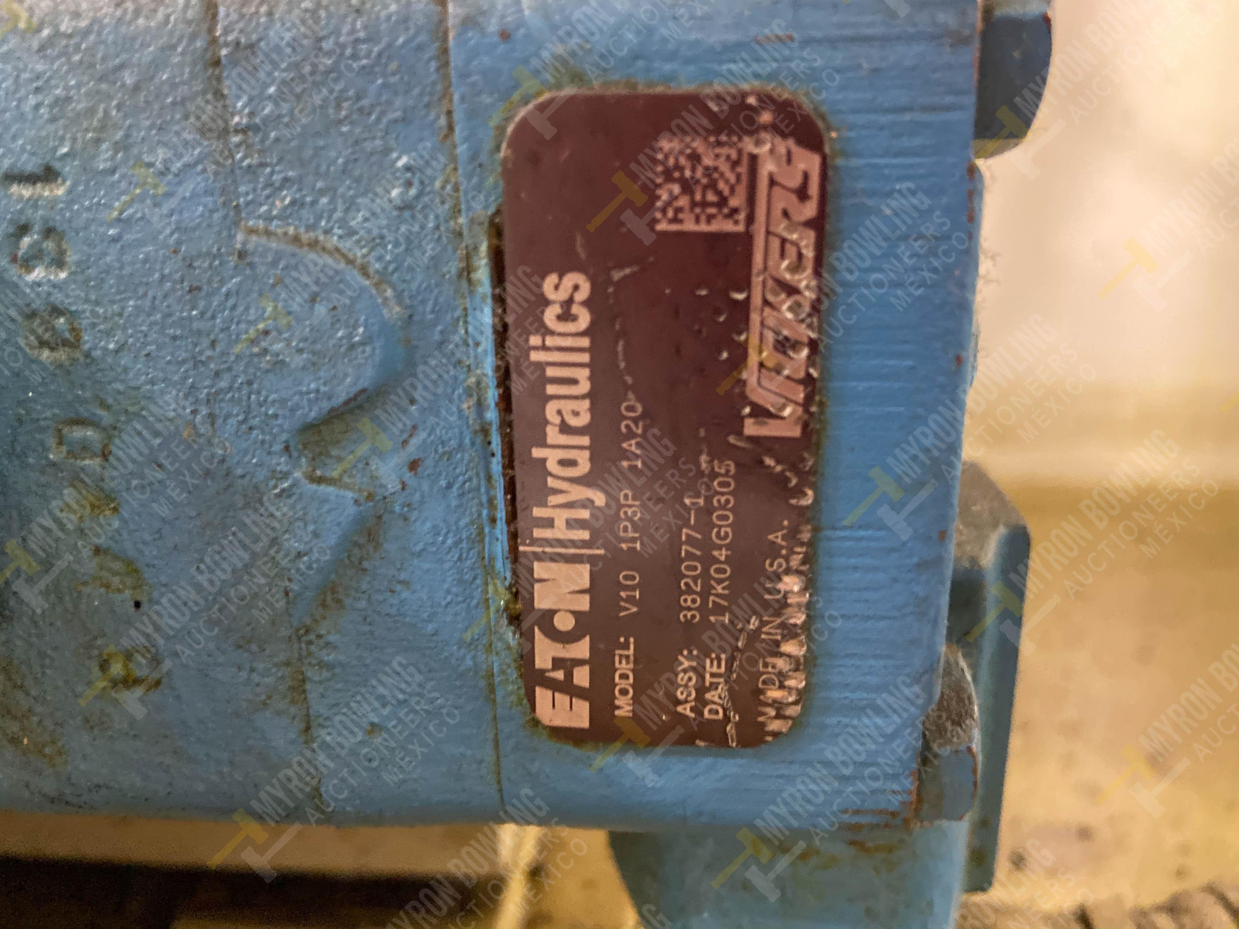 Bomba de aceite y filtros para el llenado de housings en lote 30 y 31. - Image 21 of 30