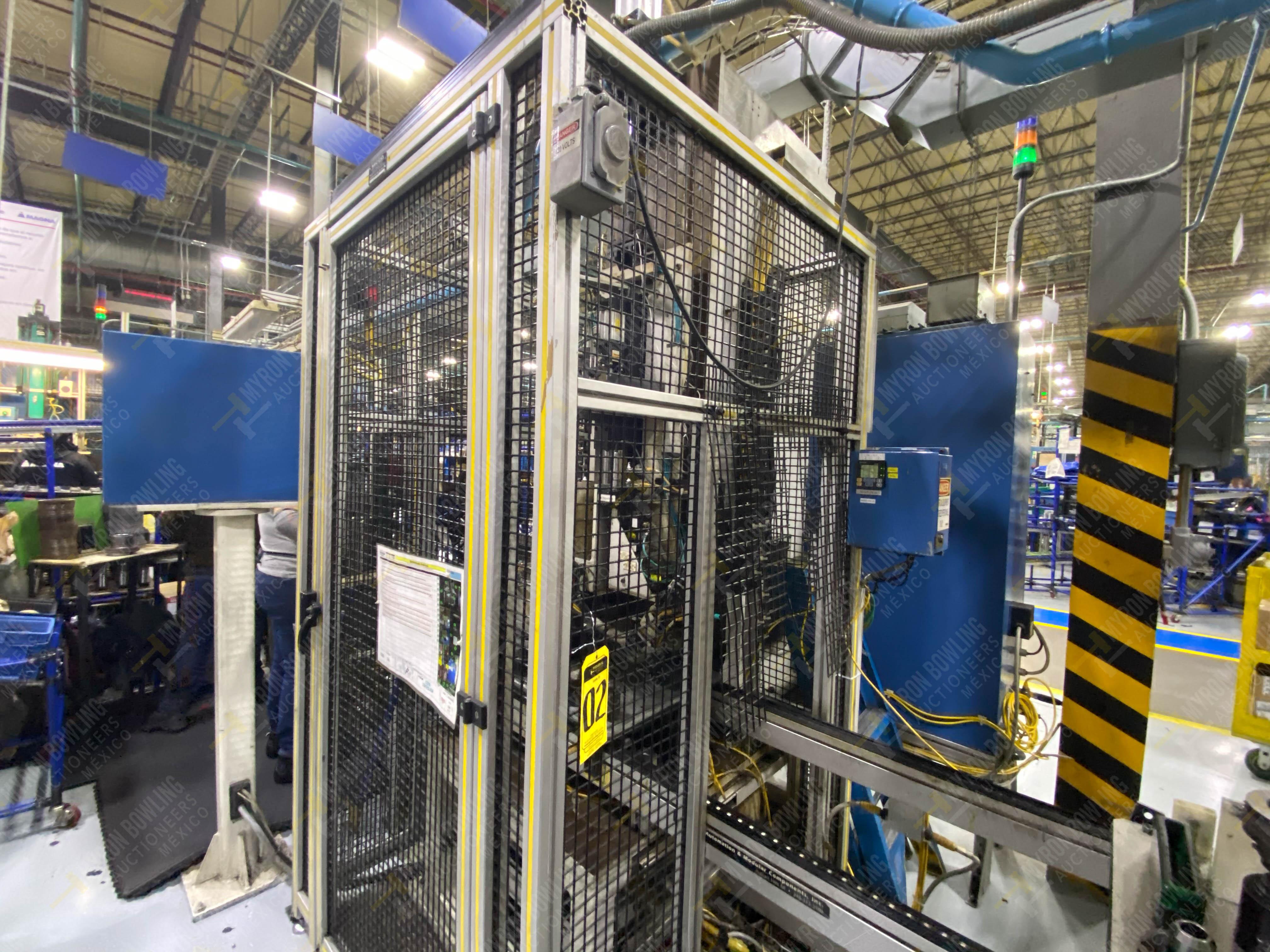 Estación automática para operación 230, para medición de gap - Image 7 of 36