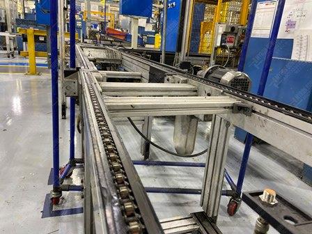 Conveyor de 350-380 mts lineales aproximadamente, con una altura de 0.60 x .55 metros - Image 4 of 12